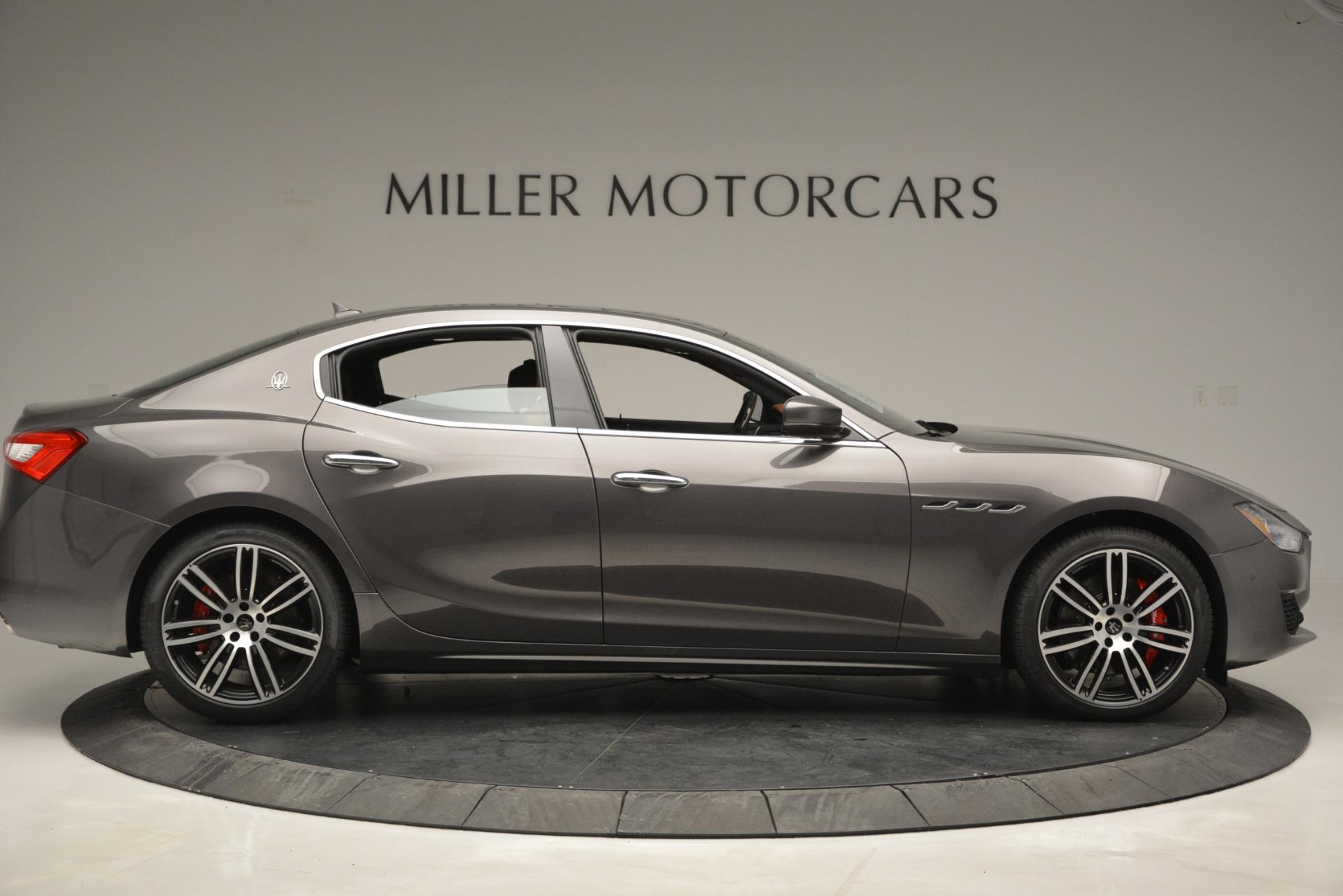 New 2019 Maserati Ghibli S Q4 For Sale In Greenwich, CT. Alfa Romeo of Greenwich, M2202 2623_p8