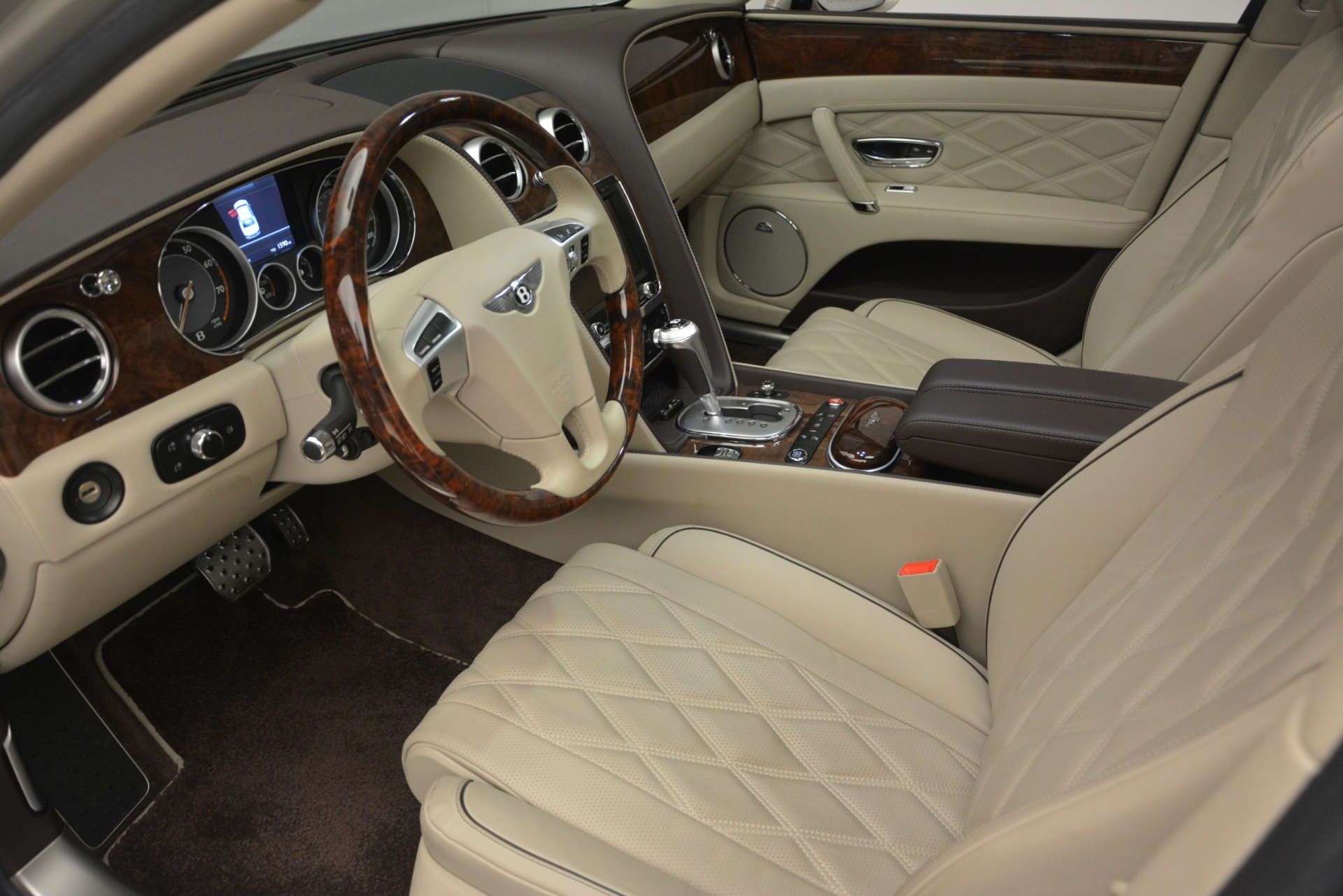 Used 2014 Bentley Flying Spur W12 For Sale In Greenwich, CT. Alfa Romeo of Greenwich, R477A 2624_p17
