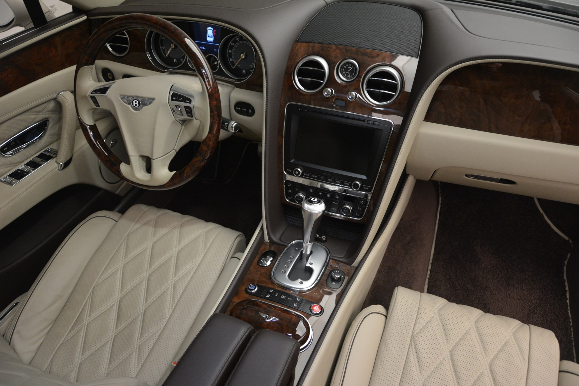Used 2014 Bentley Flying Spur W12 For Sale In Greenwich, CT. Alfa Romeo of Greenwich, R477A 2624_p29