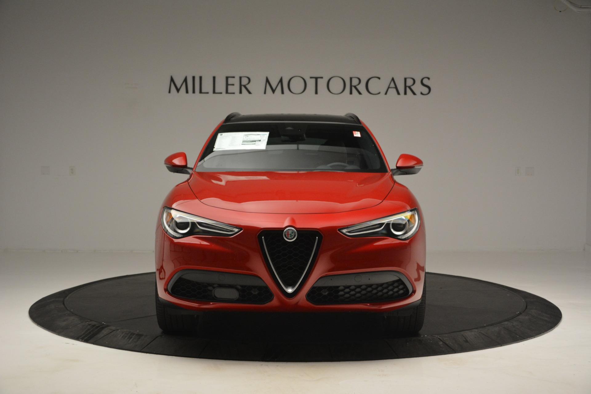 New 2018 Alfa Romeo Stelvio Ti Sport Q4 For Sale In Greenwich, CT. Alfa Romeo of Greenwich, L484 2628_p12