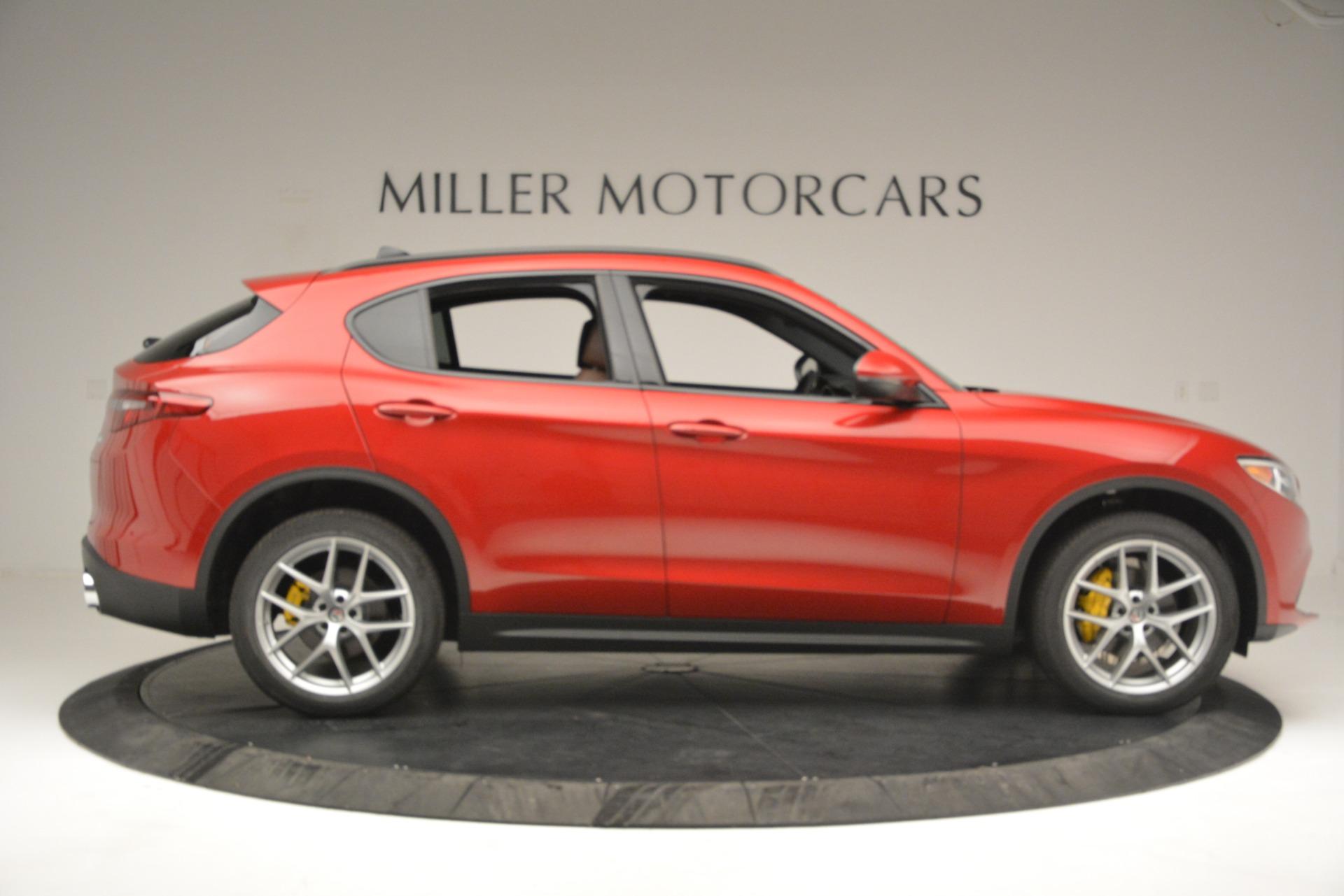 New 2018 Alfa Romeo Stelvio Ti Sport Q4 For Sale In Greenwich, CT. Alfa Romeo of Greenwich, L484 2628_p9