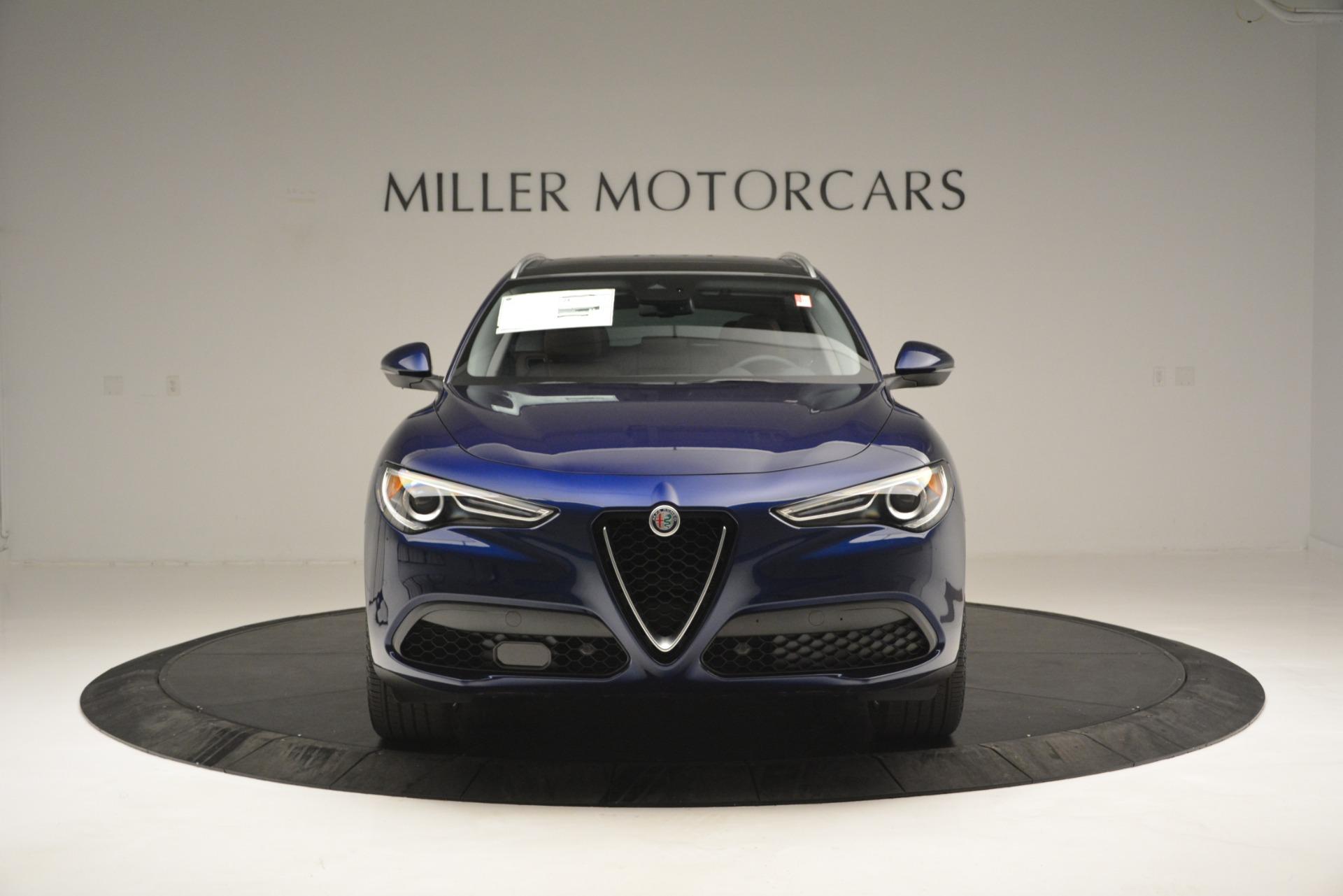 New 2018 Alfa Romeo Stelvio Ti Lusso Q4 For Sale In Greenwich, CT. Alfa Romeo of Greenwich, LW242 2631_p12