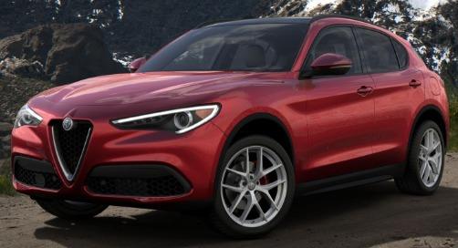 New 2018 Alfa Romeo Stelvio Ti Q4 For Sale In Greenwich, CT. Alfa Romeo of Greenwich, LW245 2634_main
