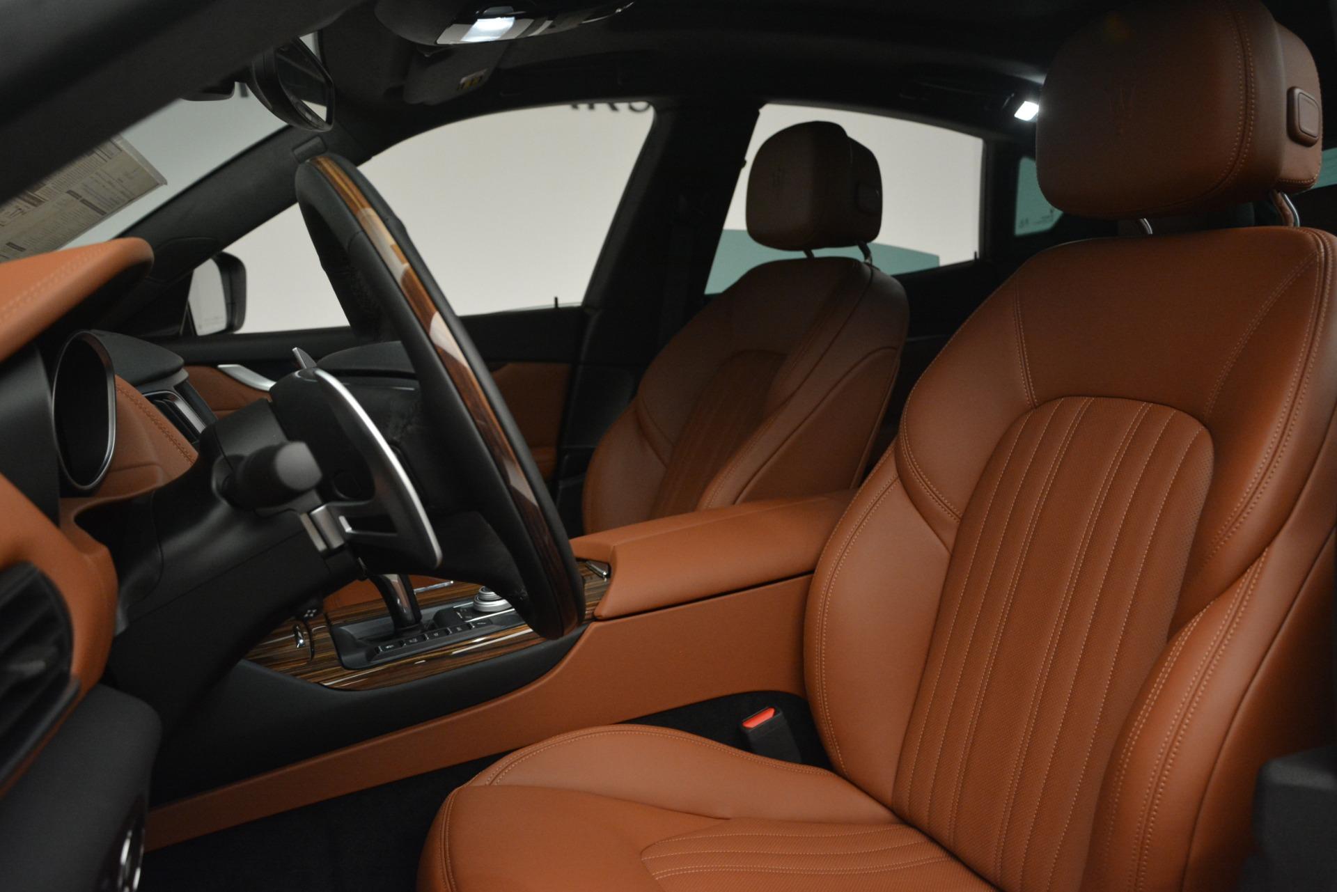 Used 2019 Maserati Levante Q4 GranLusso For Sale In Greenwich, CT. Alfa Romeo of Greenwich, M2208 2636_p15