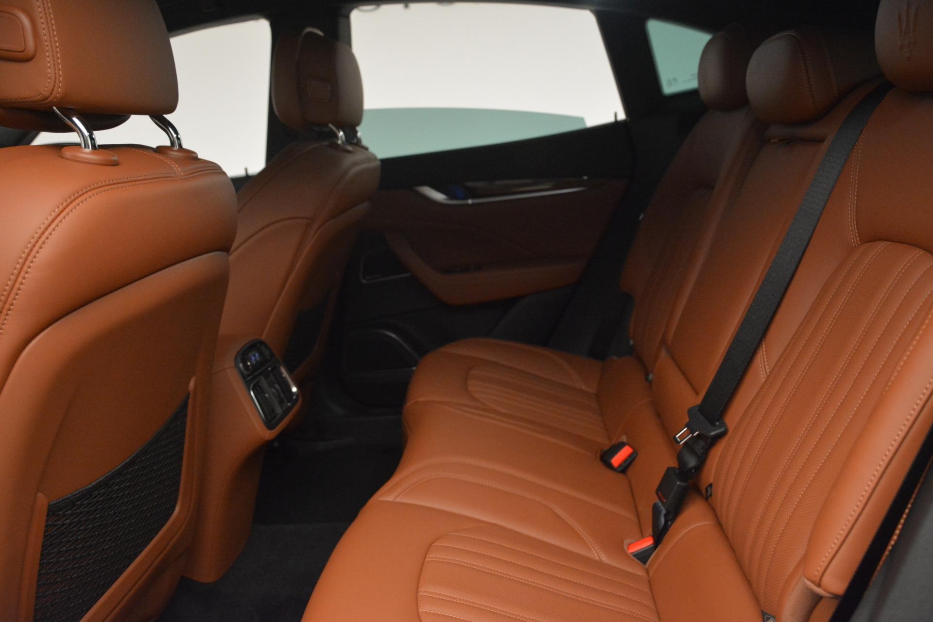 Used 2019 Maserati Levante Q4 GranLusso For Sale In Greenwich, CT. Alfa Romeo of Greenwich, M2208 2636_p18