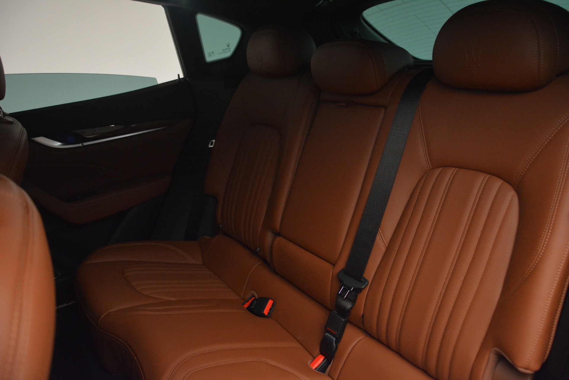 Used 2019 Maserati Levante Q4 GranLusso For Sale In Greenwich, CT. Alfa Romeo of Greenwich, M2208 2636_p19