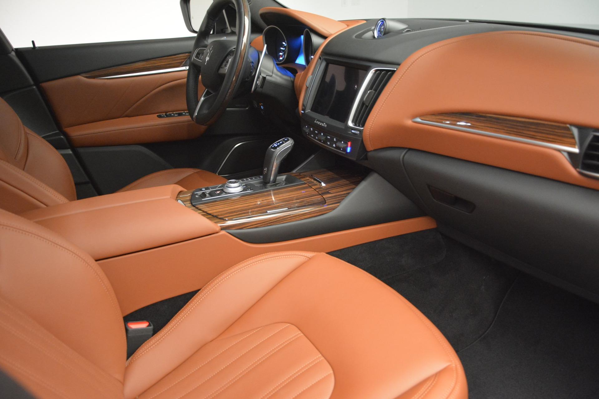 Used 2019 Maserati Levante Q4 GranLusso For Sale In Greenwich, CT. Alfa Romeo of Greenwich, M2208 2636_p20