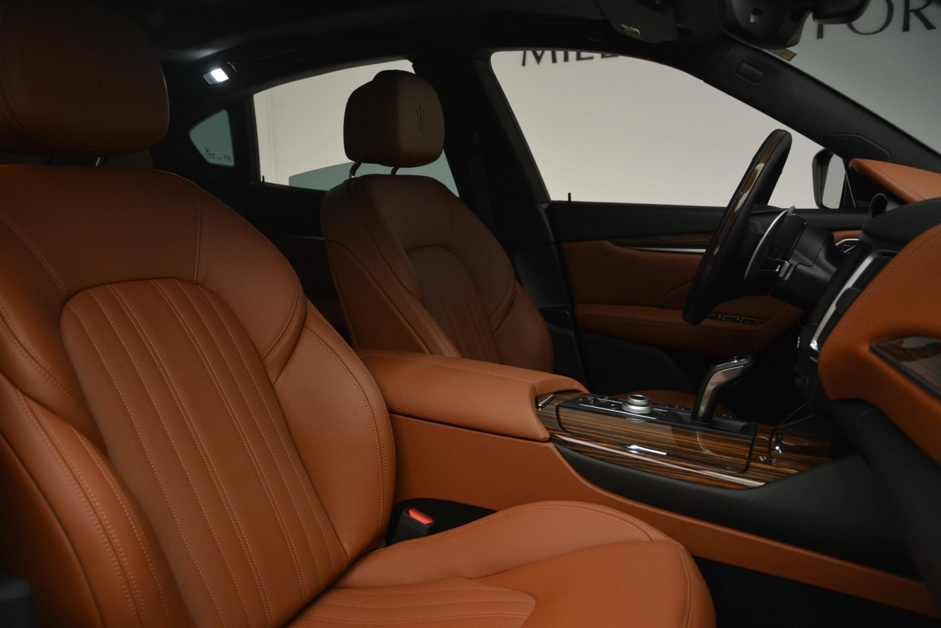 Used 2019 Maserati Levante Q4 GranLusso For Sale In Greenwich, CT. Alfa Romeo of Greenwich, M2208 2636_p22