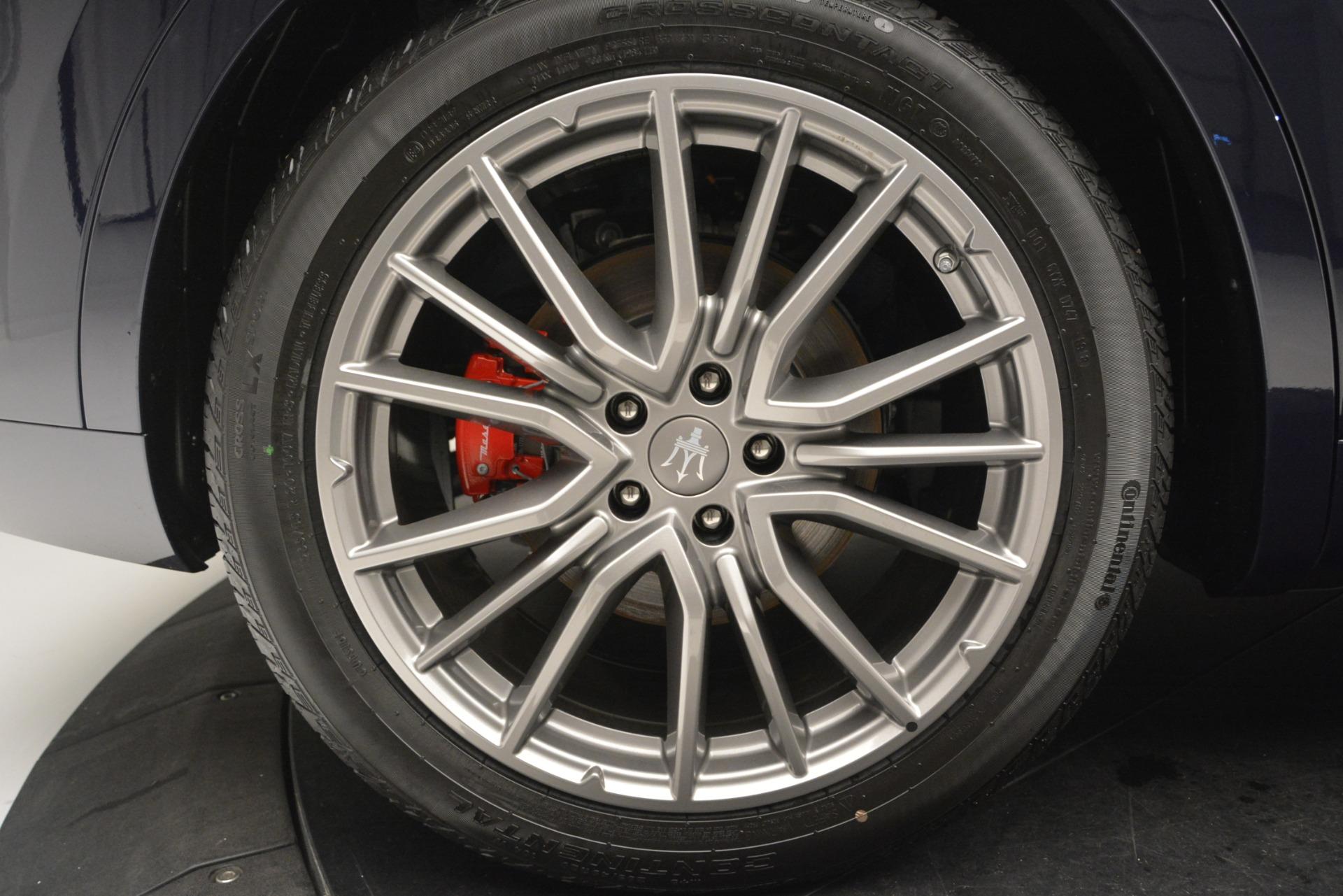 Used 2019 Maserati Levante Q4 GranLusso For Sale In Greenwich, CT. Alfa Romeo of Greenwich, M2208 2636_p26