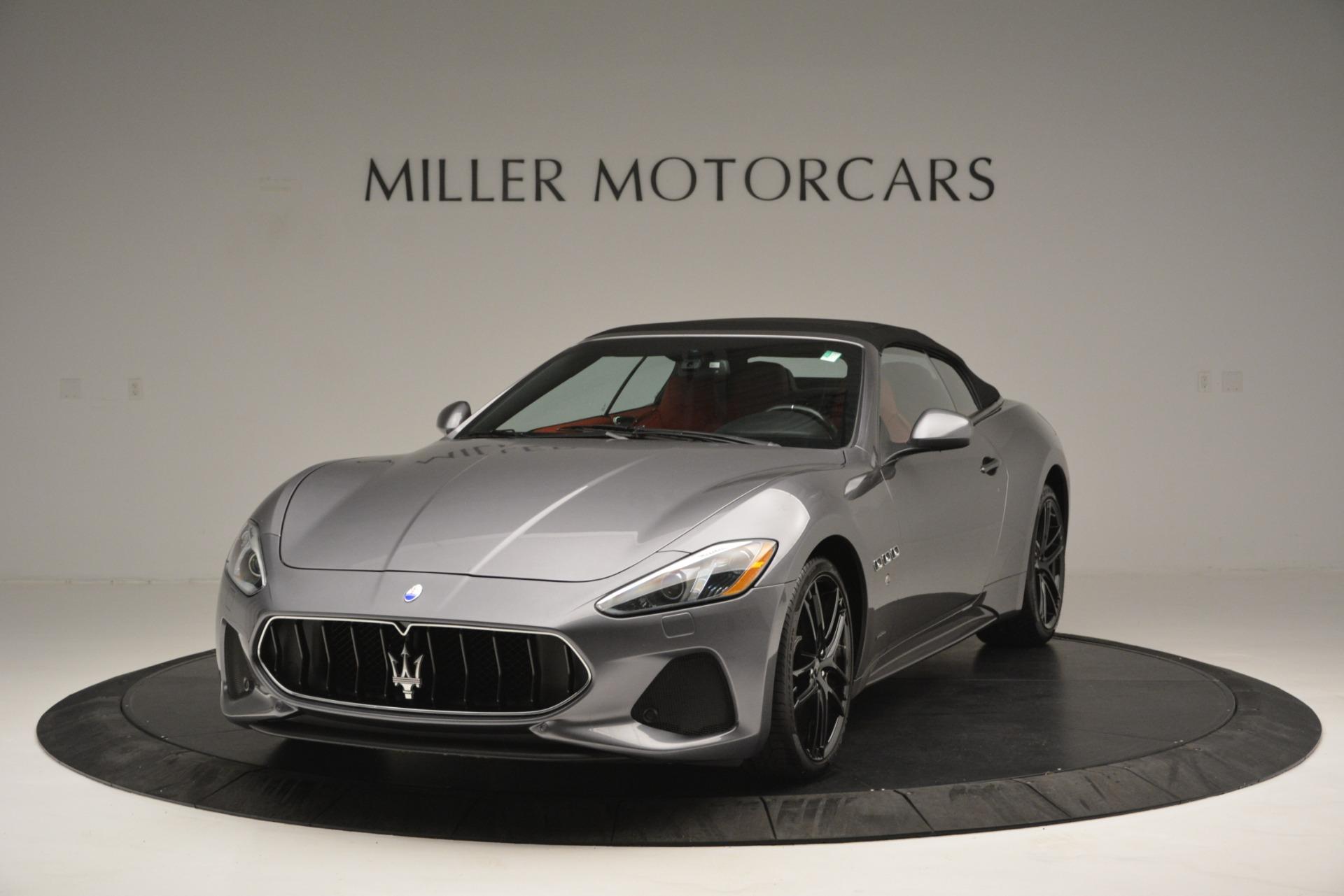 Used 2018 Maserati GranTurismo Sport For Sale In Greenwich, CT. Alfa Romeo of Greenwich, 7626 2637_p10