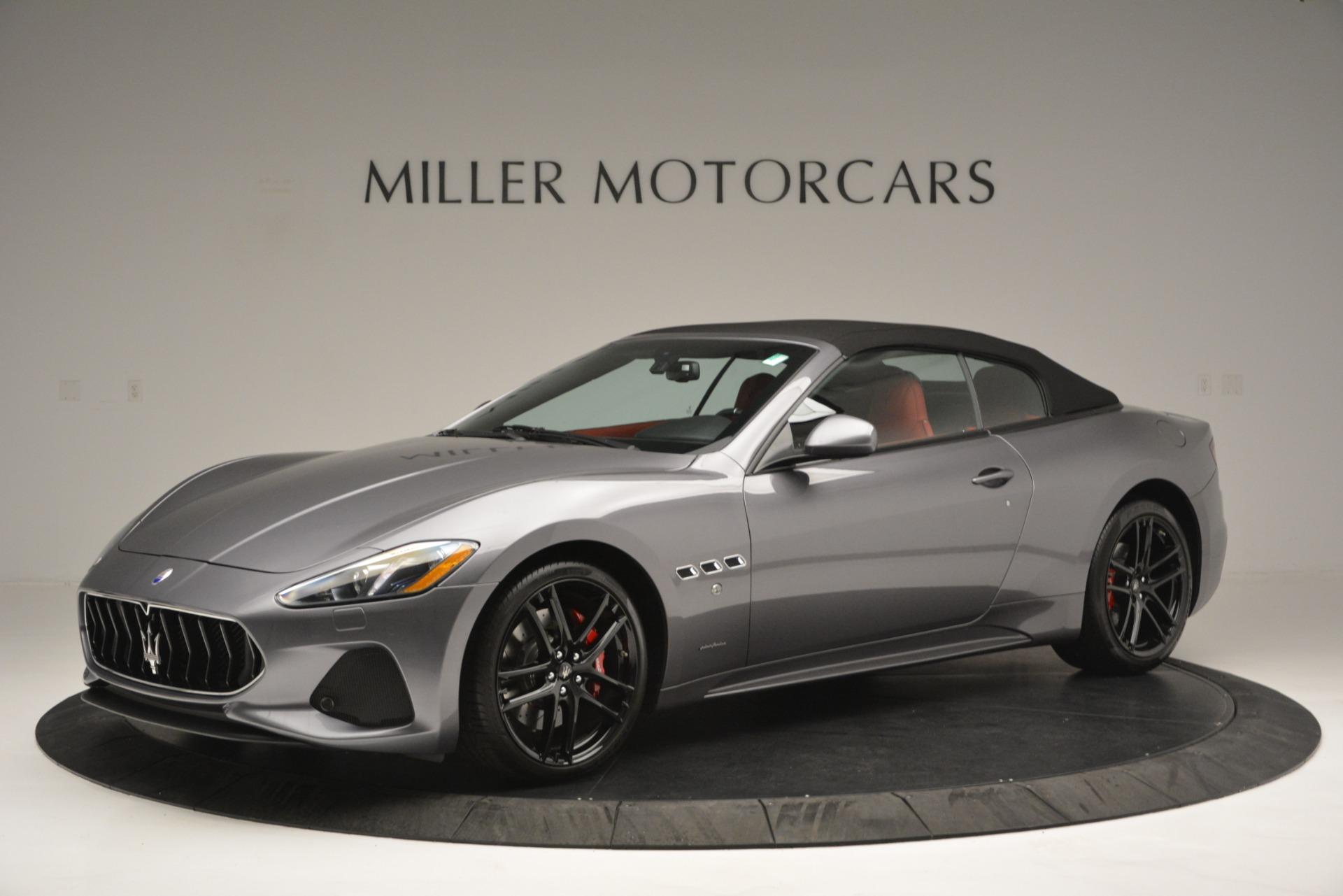Used 2018 Maserati GranTurismo Sport For Sale In Greenwich, CT. Alfa Romeo of Greenwich, 7626 2637_p12