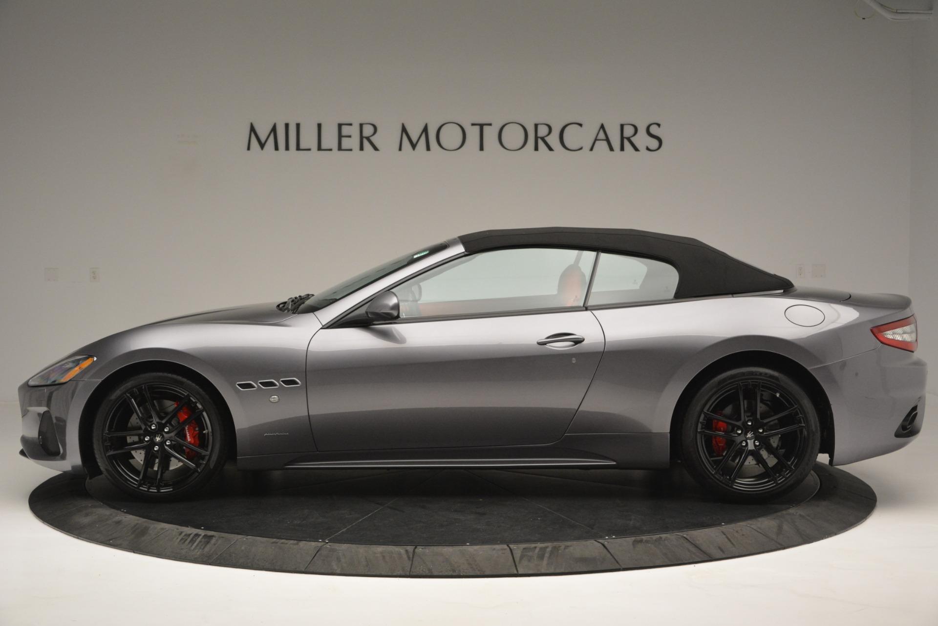 Used 2018 Maserati GranTurismo Sport For Sale In Greenwich, CT. Alfa Romeo of Greenwich, 7626 2637_p13