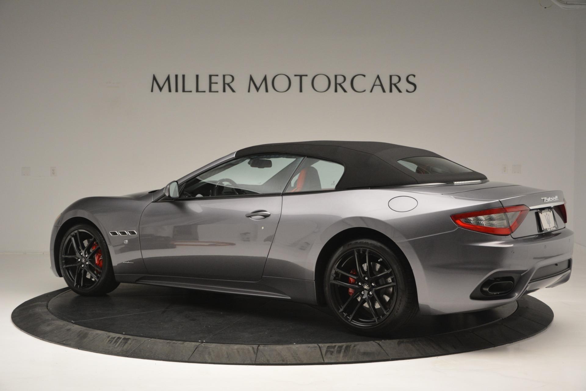 Used 2018 Maserati GranTurismo Sport For Sale In Greenwich, CT. Alfa Romeo of Greenwich, 7626 2637_p14