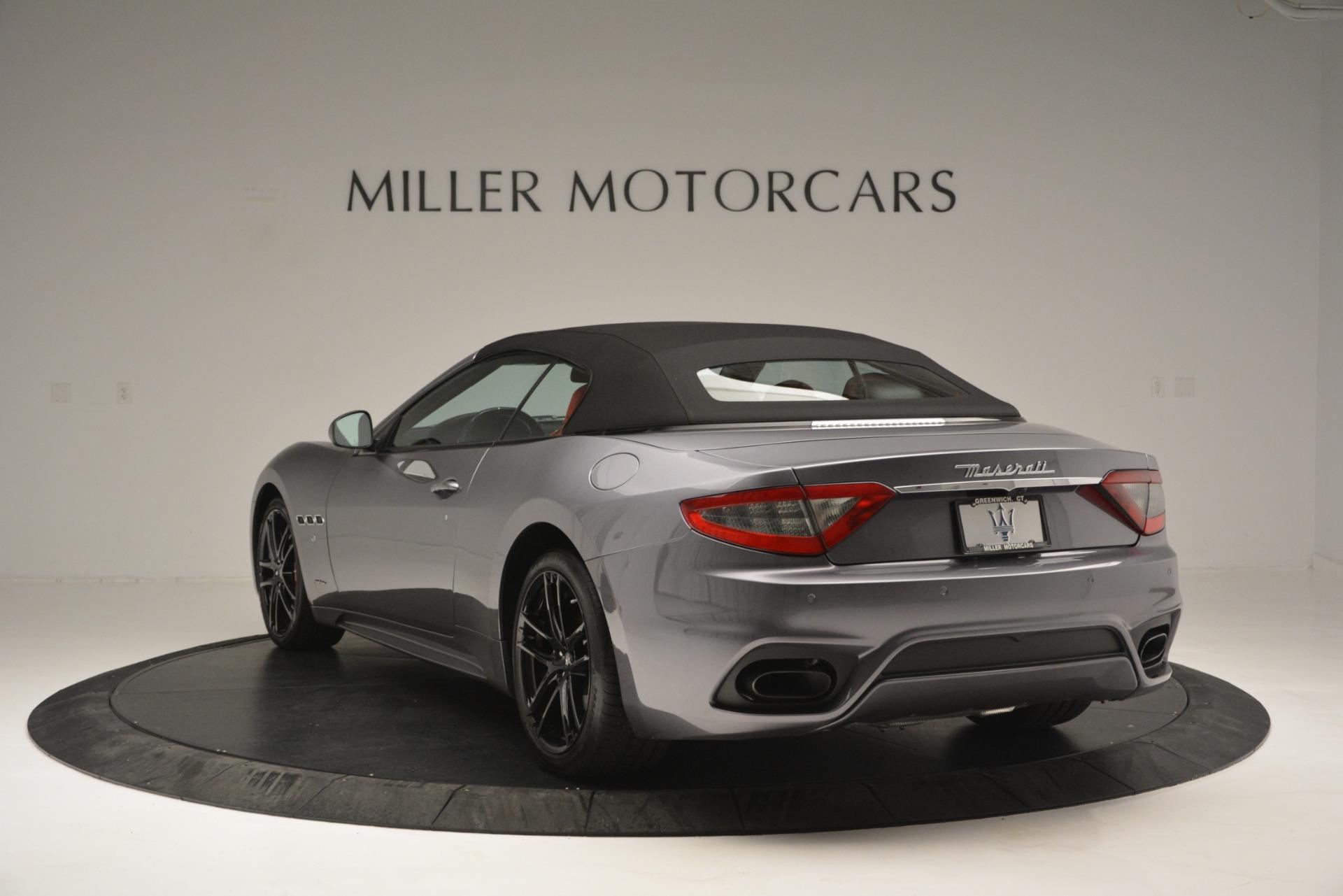 Used 2018 Maserati GranTurismo Sport For Sale In Greenwich, CT. Alfa Romeo of Greenwich, 7626 2637_p15