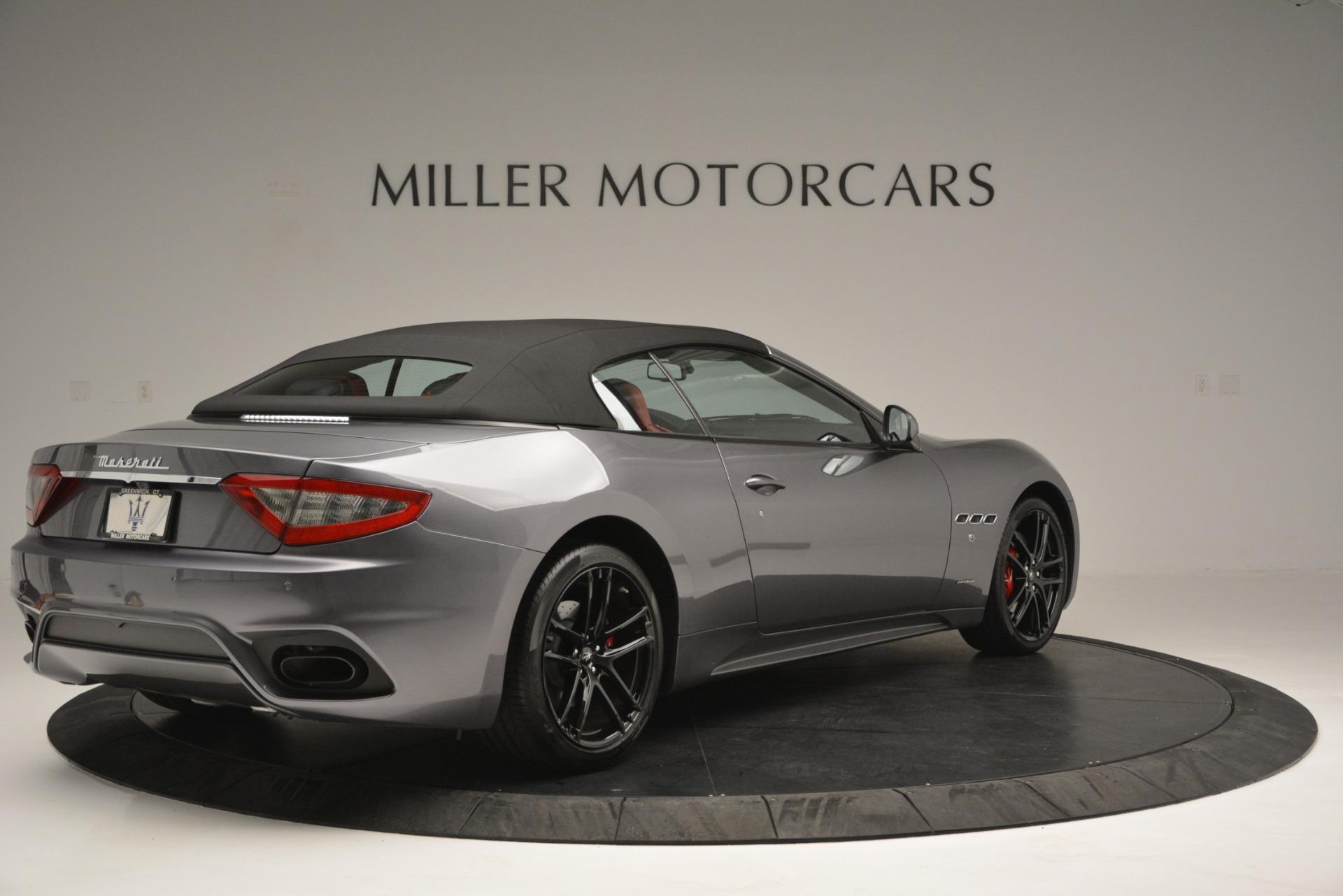 Used 2018 Maserati GranTurismo Sport For Sale In Greenwich, CT. Alfa Romeo of Greenwich, 7626 2637_p17