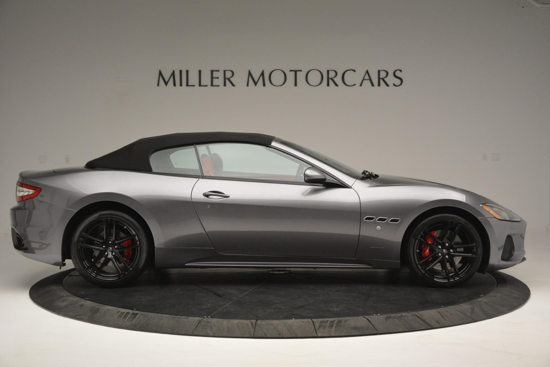Used 2018 Maserati GranTurismo Sport For Sale In Greenwich, CT. Alfa Romeo of Greenwich, 7626 2637_p18