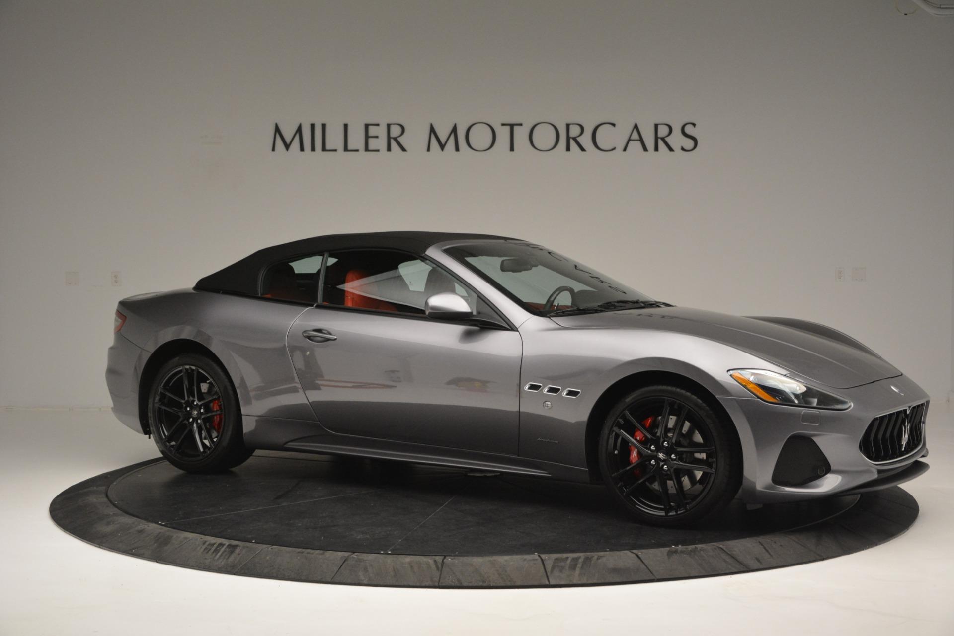 Used 2018 Maserati GranTurismo Sport For Sale In Greenwich, CT. Alfa Romeo of Greenwich, 7626 2637_p19