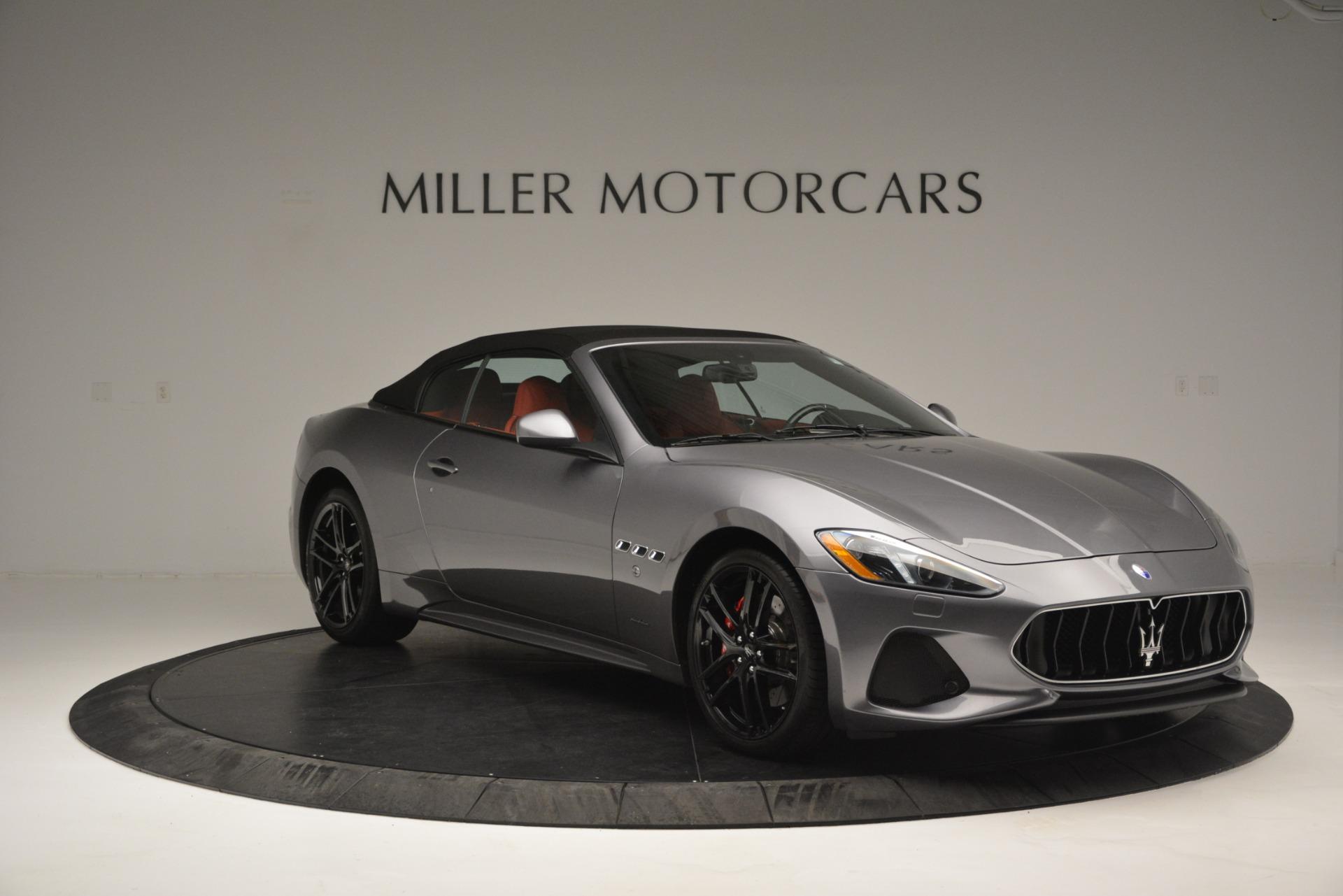 Used 2018 Maserati GranTurismo Sport For Sale In Greenwich, CT. Alfa Romeo of Greenwich, 7626 2637_p20