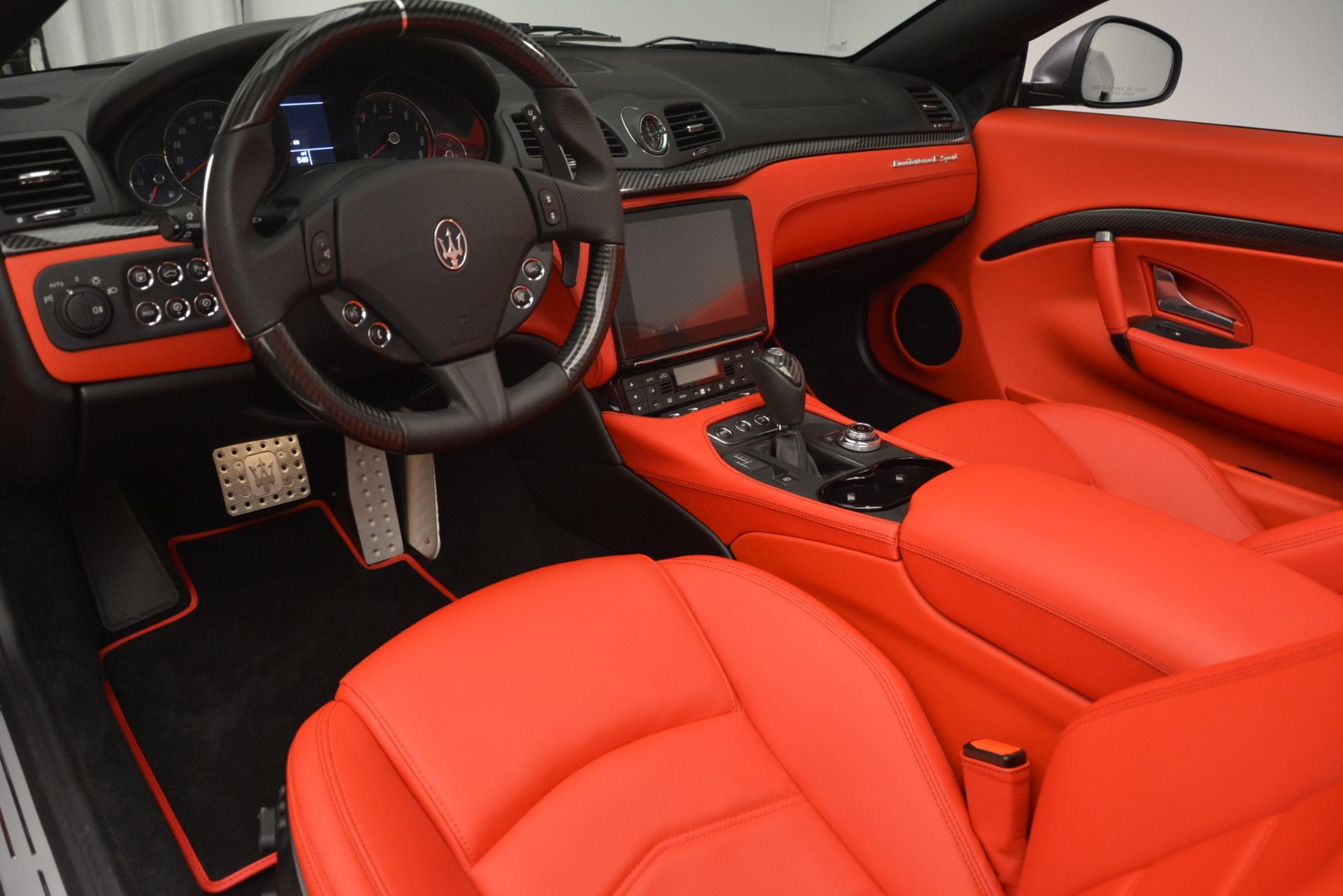 Used 2018 Maserati GranTurismo Sport For Sale In Greenwich, CT. Alfa Romeo of Greenwich, 7626 2637_p22