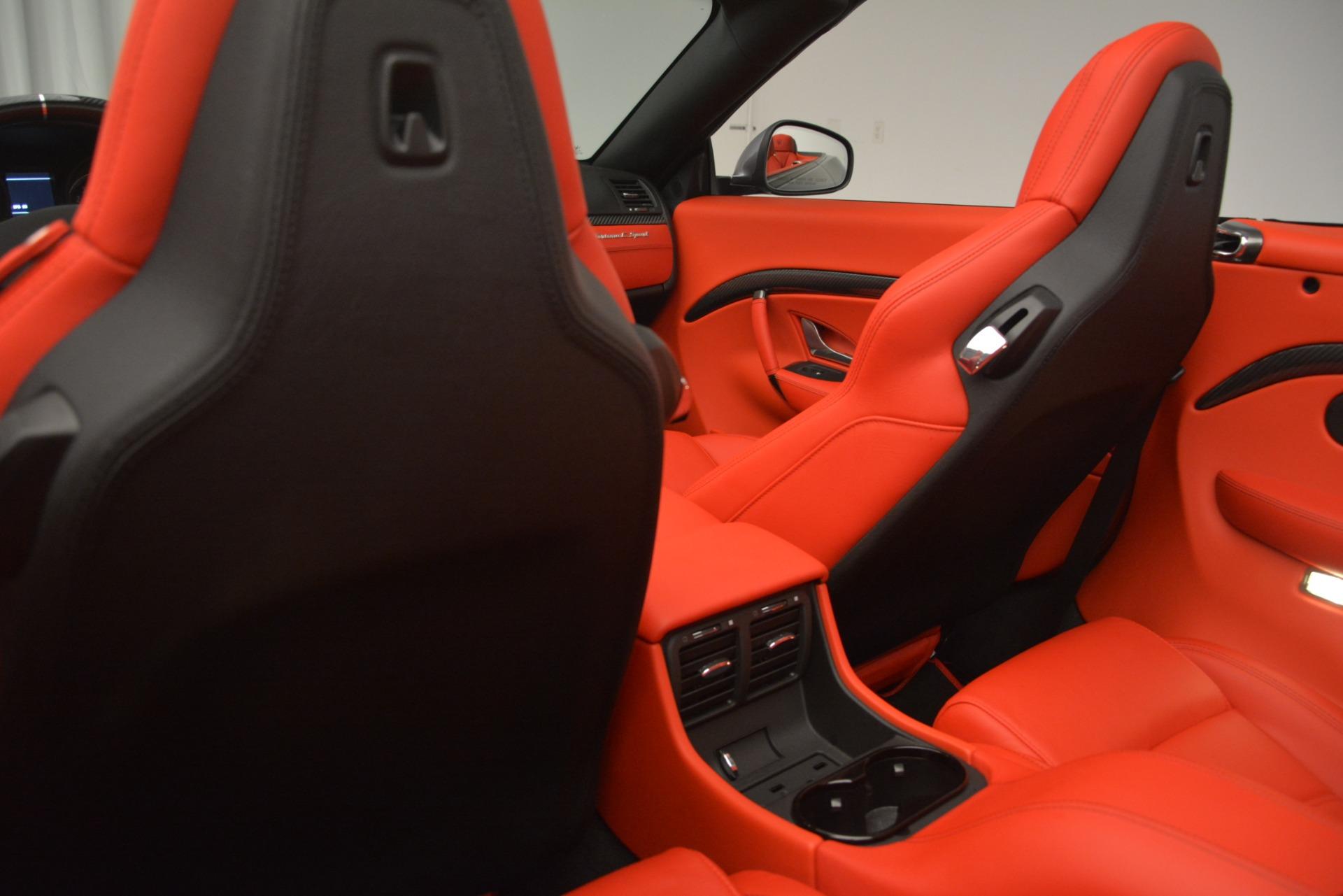 Used 2018 Maserati GranTurismo Sport For Sale In Greenwich, CT. Alfa Romeo of Greenwich, 7626 2637_p25