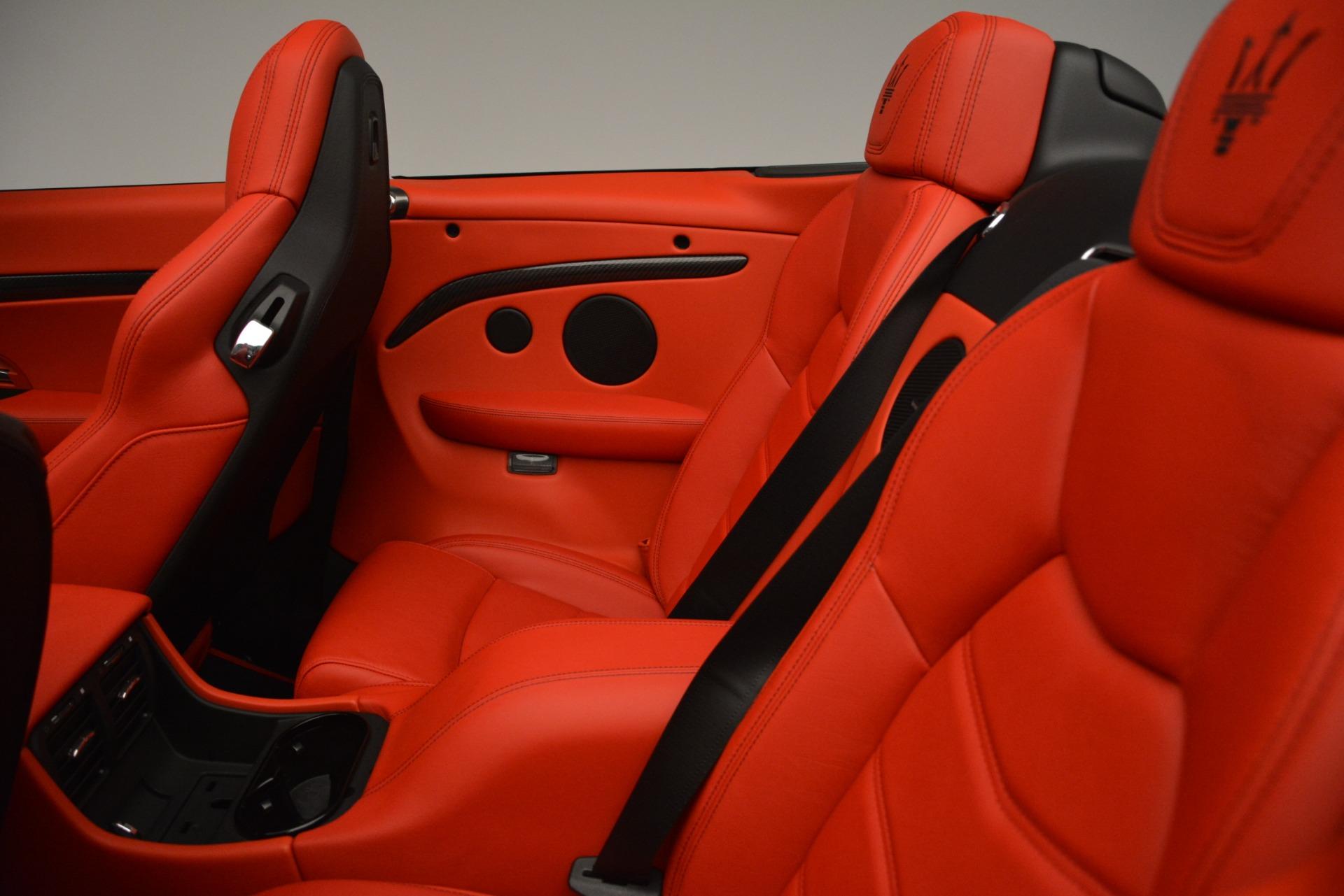 Used 2018 Maserati GranTurismo Sport For Sale In Greenwich, CT. Alfa Romeo of Greenwich, 7626 2637_p26