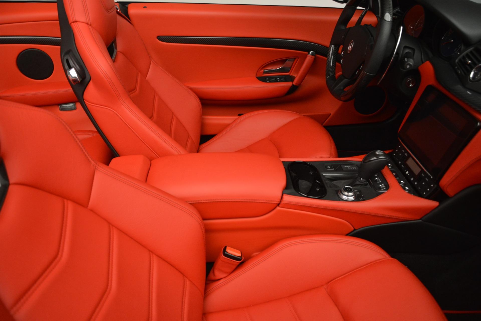 Used 2018 Maserati GranTurismo Sport For Sale In Greenwich, CT. Alfa Romeo of Greenwich, 7626 2637_p29