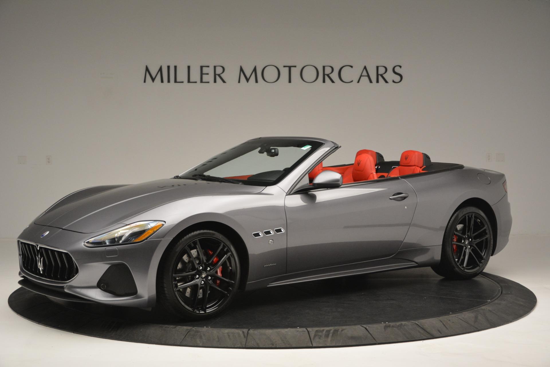 Used 2018 Maserati GranTurismo Sport For Sale In Greenwich, CT. Alfa Romeo of Greenwich, 7626 2637_p2