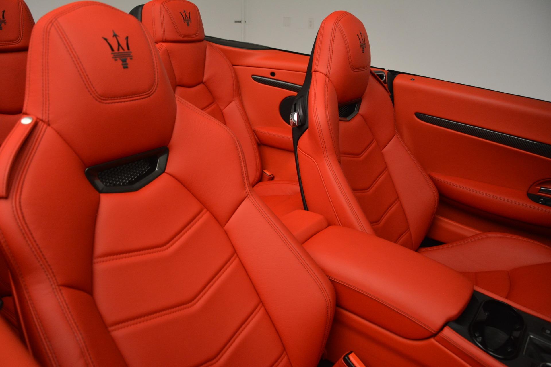 Used 2018 Maserati GranTurismo Sport For Sale In Greenwich, CT. Alfa Romeo of Greenwich, 7626 2637_p30
