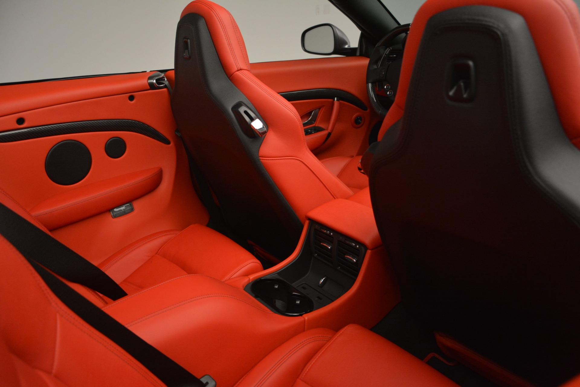 Used 2018 Maserati GranTurismo Sport For Sale In Greenwich, CT. Alfa Romeo of Greenwich, 7626 2637_p31
