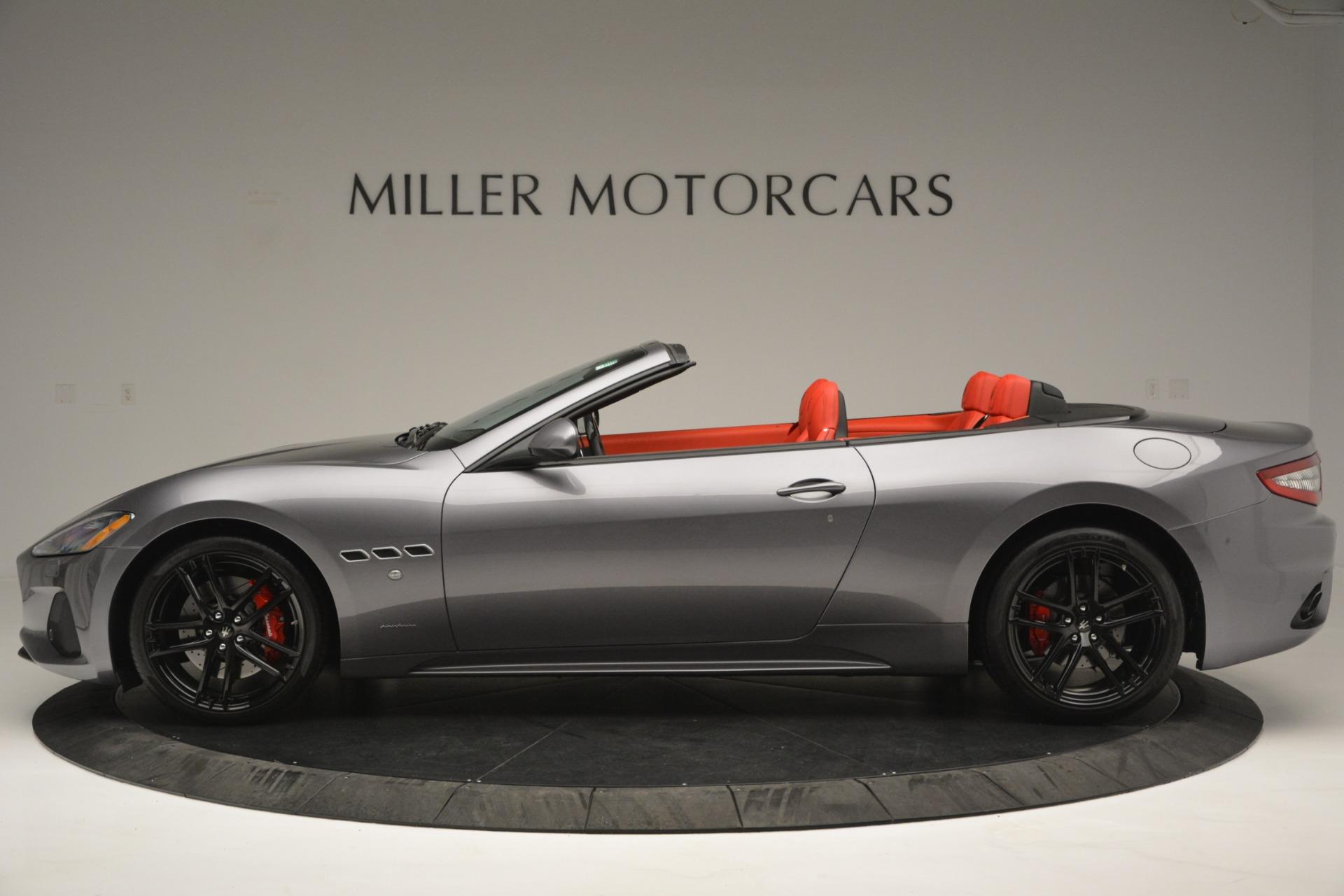 Used 2018 Maserati GranTurismo Sport For Sale In Greenwich, CT. Alfa Romeo of Greenwich, 7626 2637_p3
