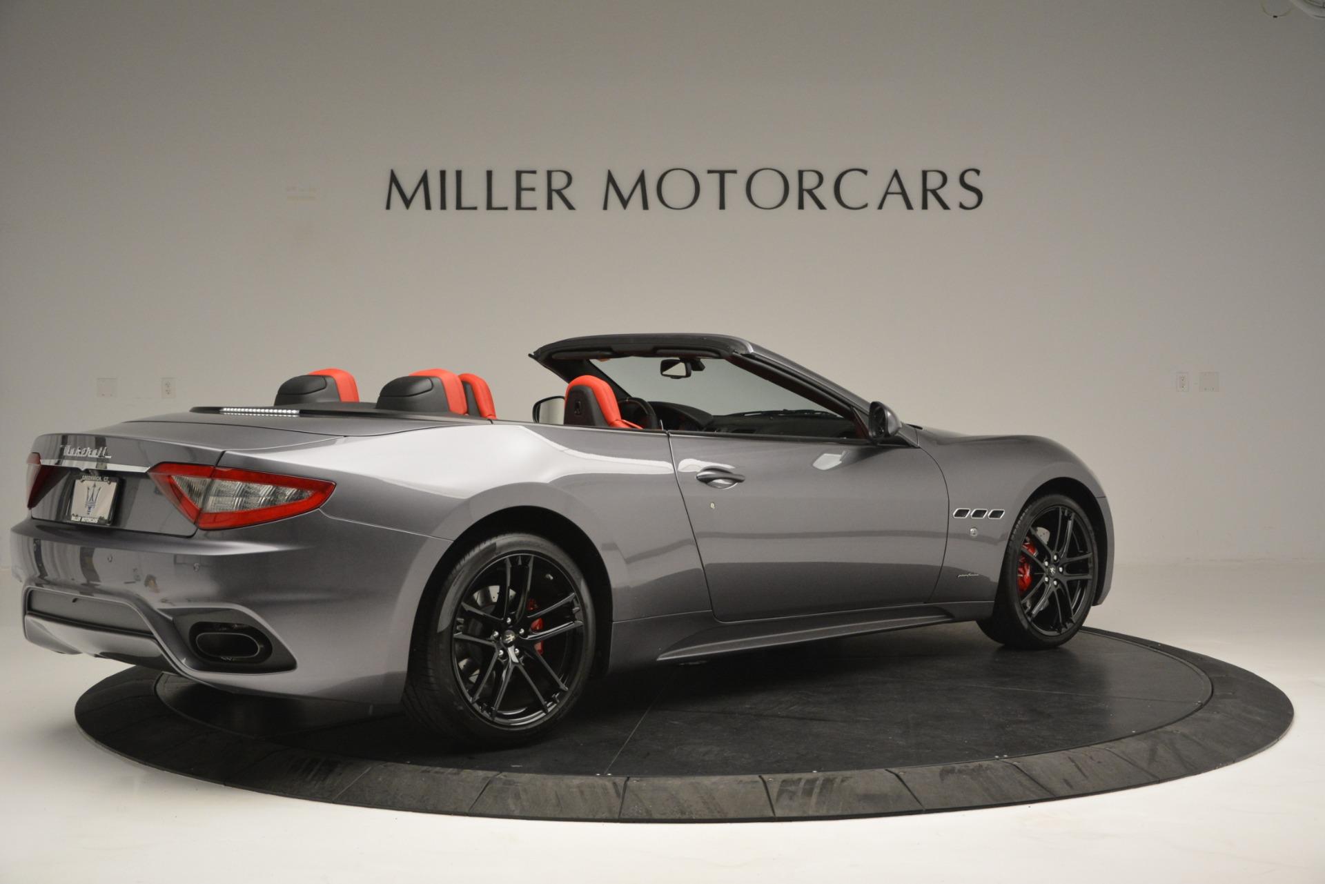 Used 2018 Maserati GranTurismo Sport For Sale In Greenwich, CT. Alfa Romeo of Greenwich, 7626 2637_p6