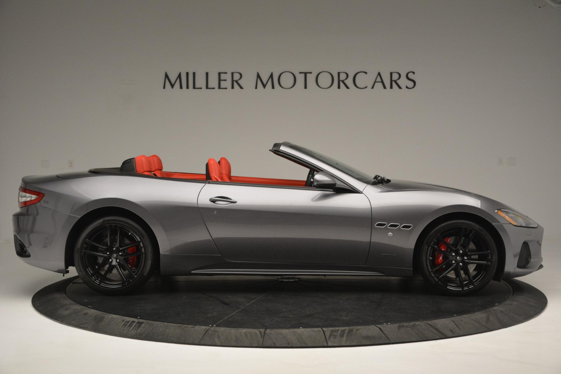 Used 2018 Maserati GranTurismo Sport For Sale In Greenwich, CT. Alfa Romeo of Greenwich, 7626 2637_p7