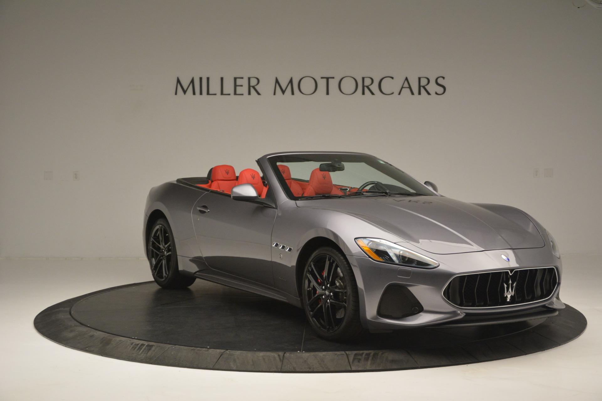 Used 2018 Maserati GranTurismo Sport For Sale In Greenwich, CT. Alfa Romeo of Greenwich, 7626 2637_p9