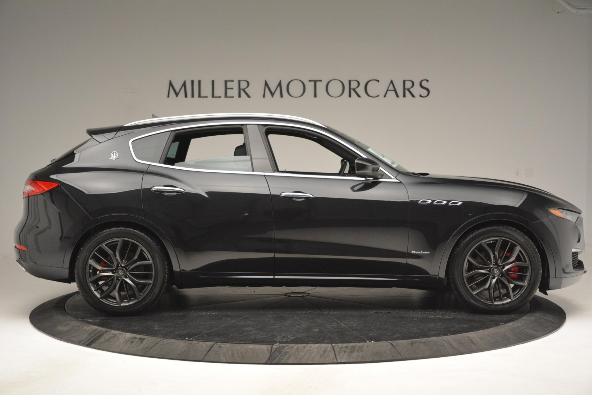 New 2019 Maserati Levante Q4 GranLusso For Sale In Greenwich, CT. Alfa Romeo of Greenwich, M2215 2638_p10