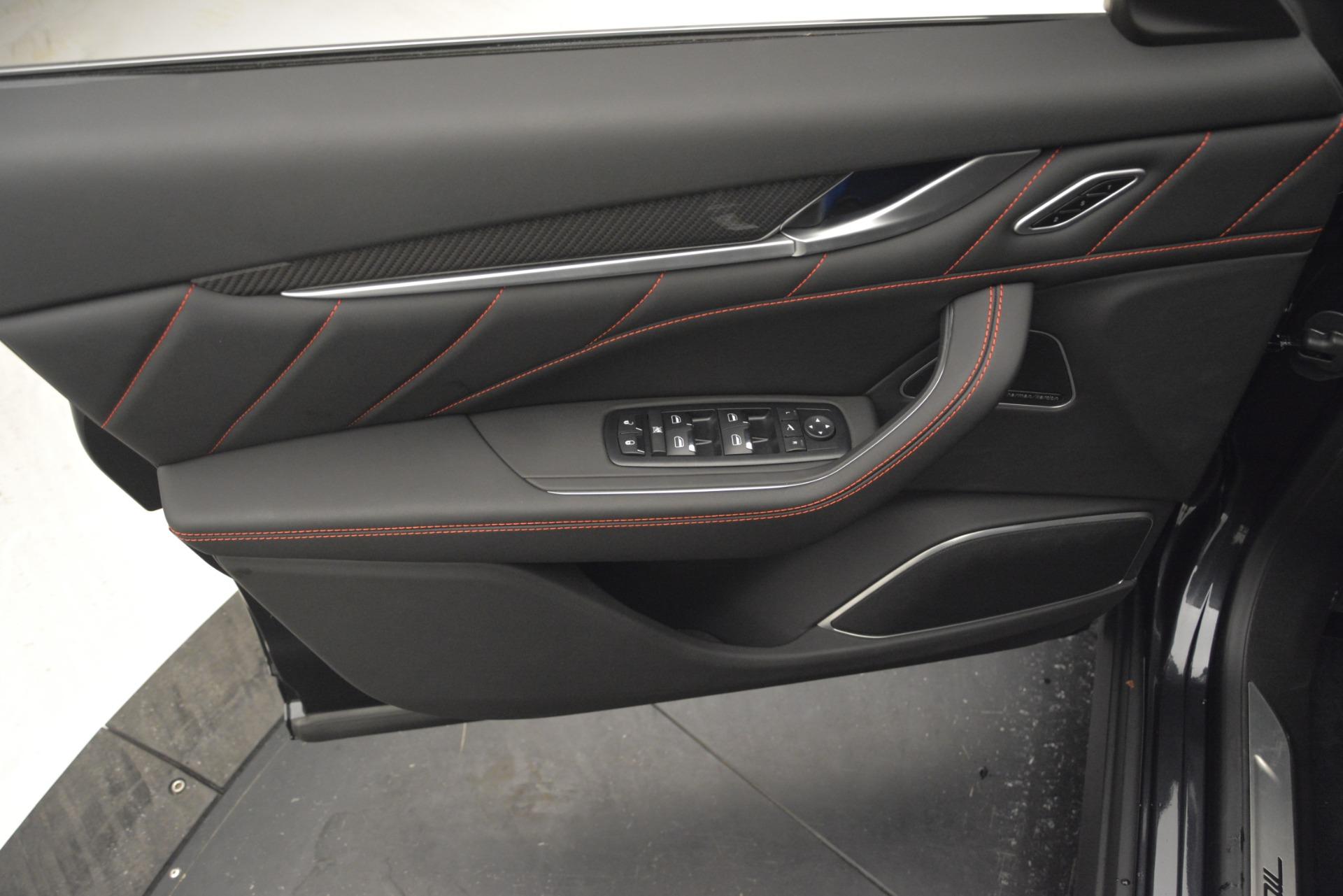 New 2019 Maserati Levante Q4 GranLusso For Sale In Greenwich, CT. Alfa Romeo of Greenwich, M2215 2638_p16