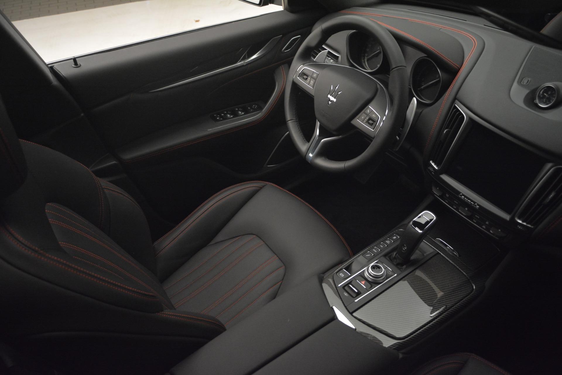 New 2019 Maserati Levante Q4 GranLusso For Sale In Greenwich, CT. Alfa Romeo of Greenwich, M2215 2638_p19