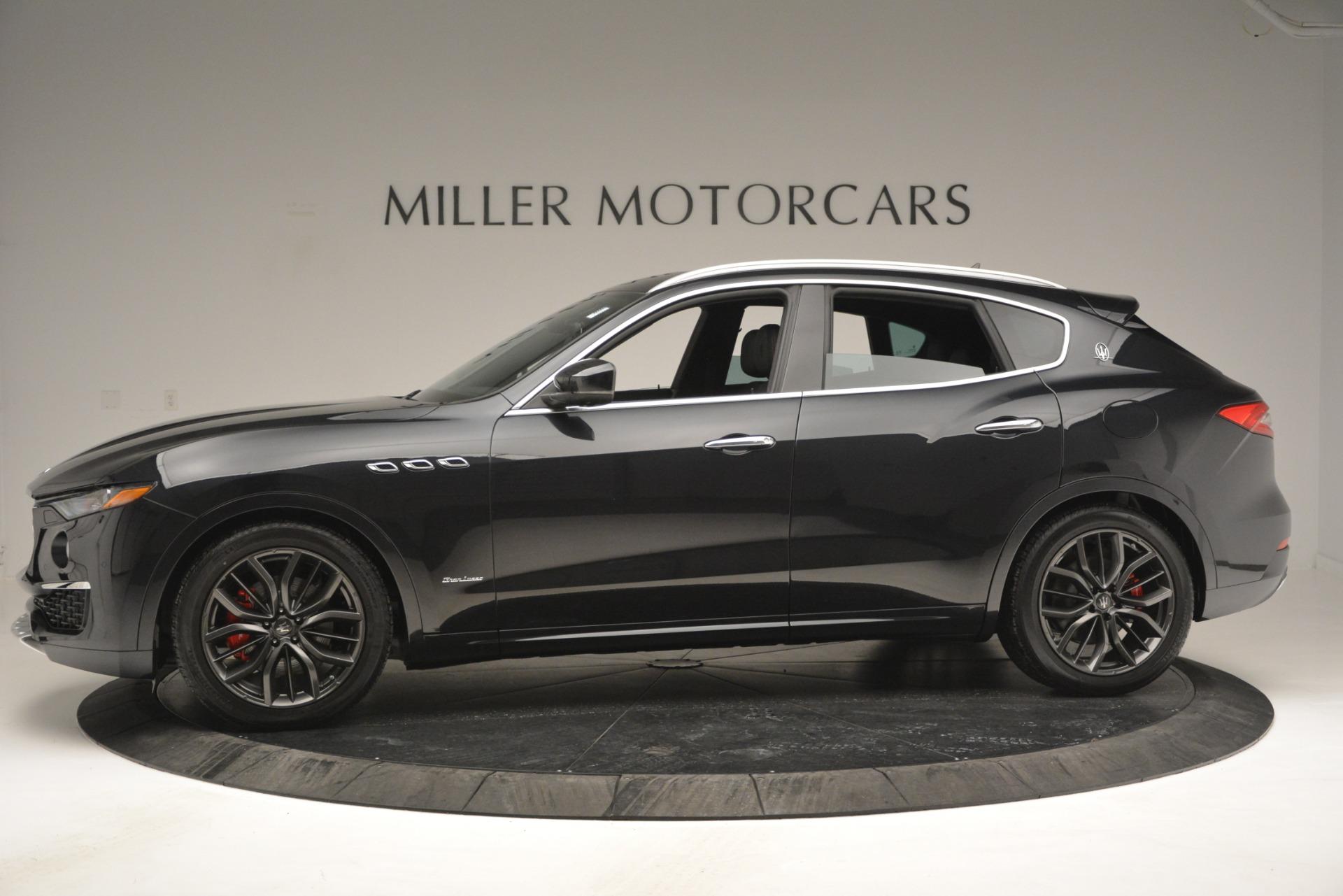 New 2019 Maserati Levante Q4 GranLusso For Sale In Greenwich, CT. Alfa Romeo of Greenwich, M2215 2638_p3