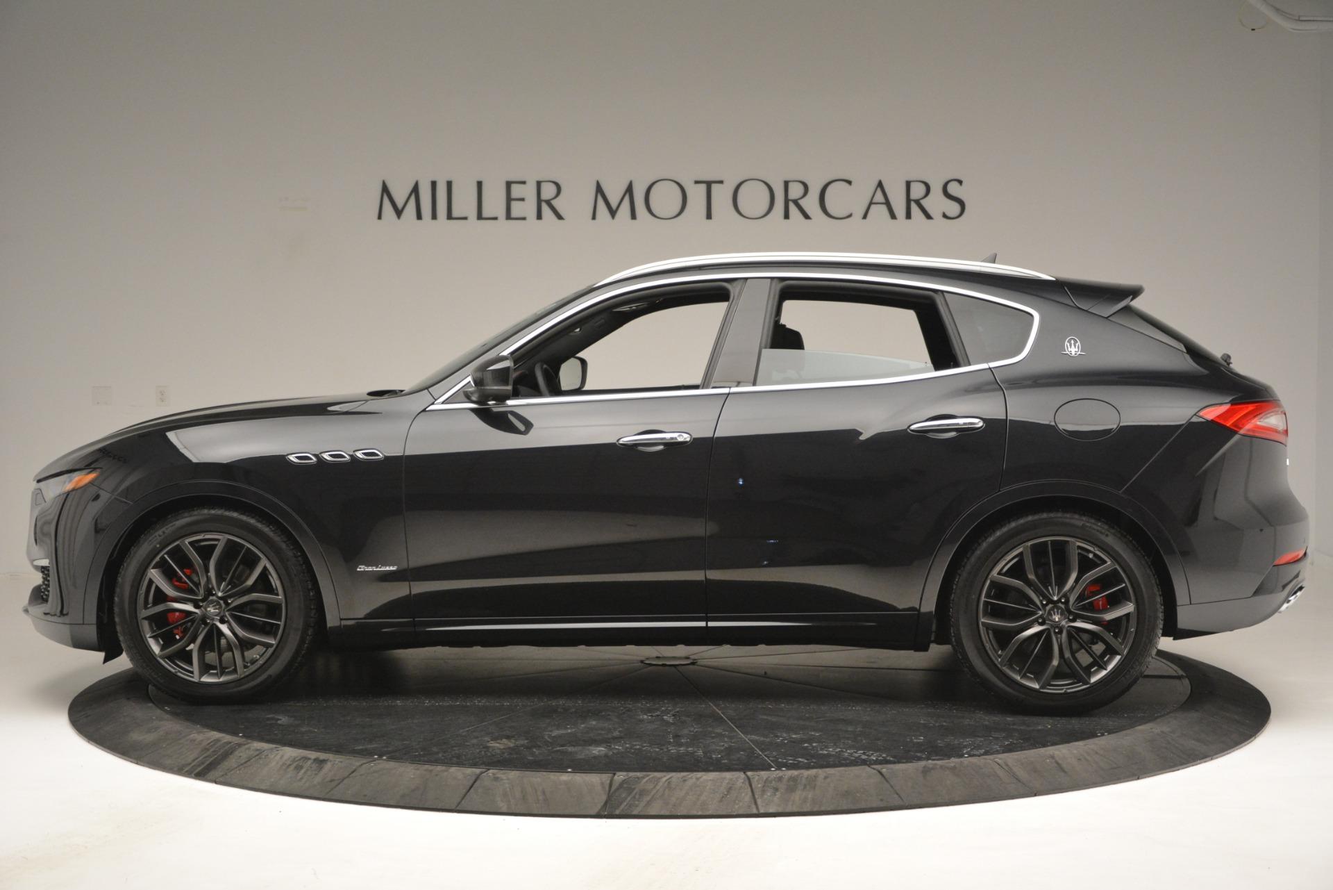 New 2019 Maserati Levante Q4 GranLusso For Sale In Greenwich, CT. Alfa Romeo of Greenwich, M2215 2638_p4