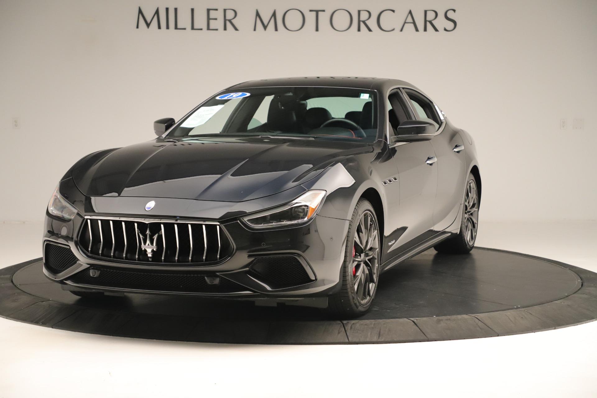 New 2019 Maserati Ghibli S Q4 GranSport For Sale In Greenwich, CT. Alfa Romeo of Greenwich, M2204 2640_main