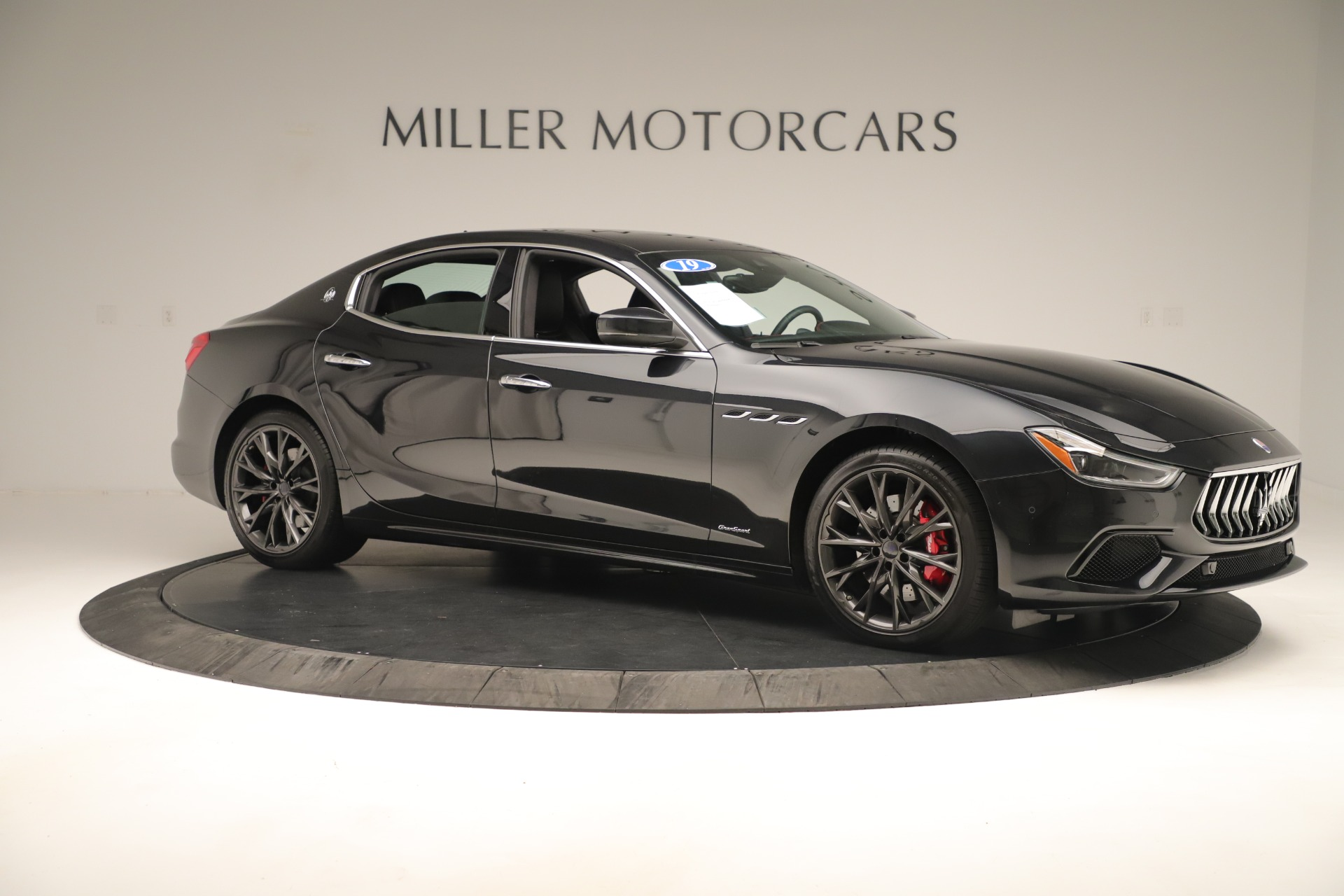 New 2019 Maserati Ghibli S Q4 GranSport For Sale In Greenwich, CT. Alfa Romeo of Greenwich, M2204 2640_p10