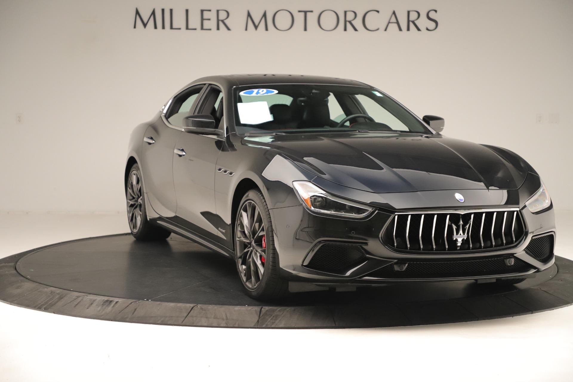 New 2019 Maserati Ghibli S Q4 GranSport For Sale In Greenwich, CT. Alfa Romeo of Greenwich, M2204 2640_p11