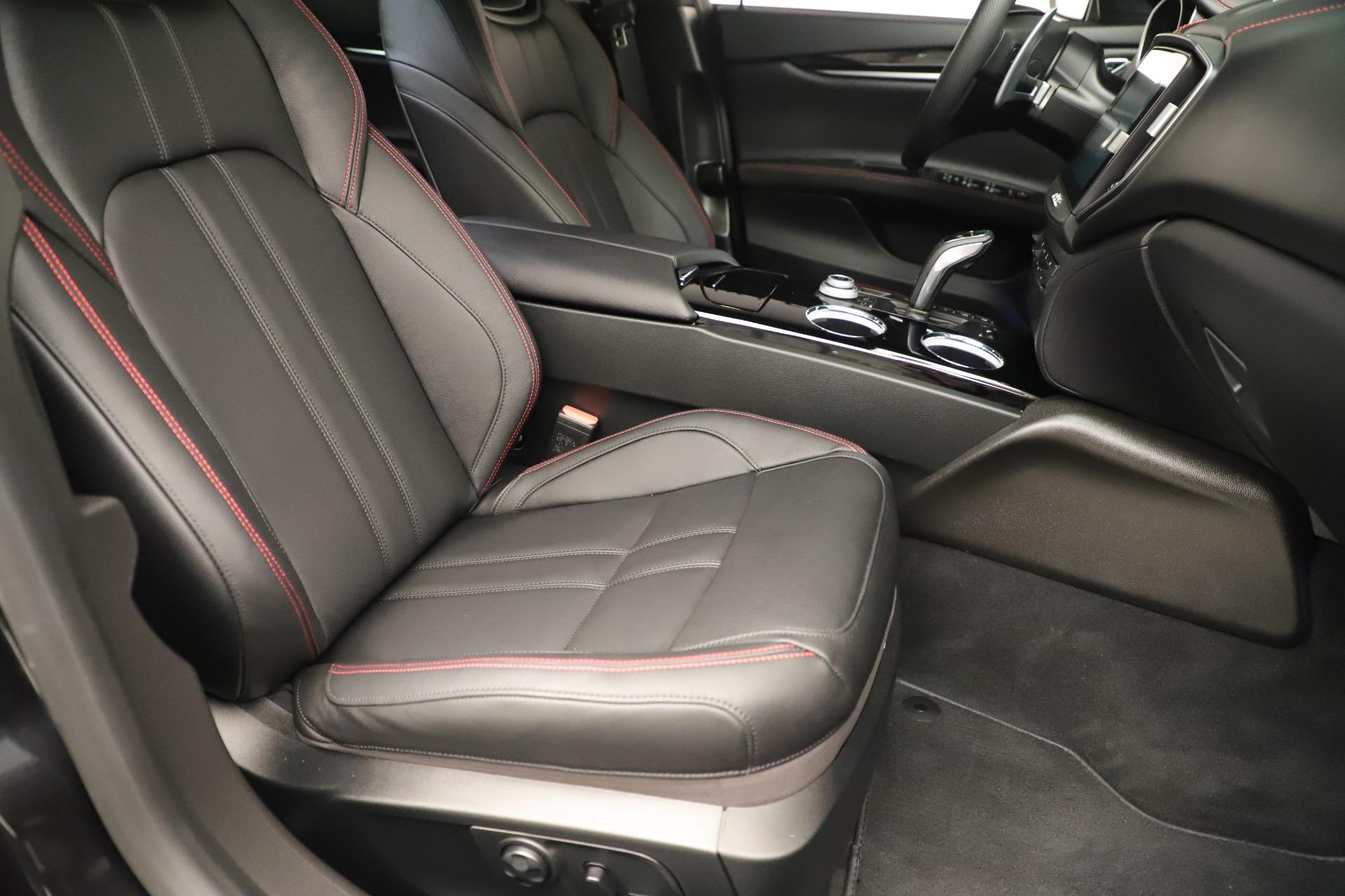 New 2019 Maserati Ghibli S Q4 GranSport For Sale In Greenwich, CT. Alfa Romeo of Greenwich, M2204 2640_p24