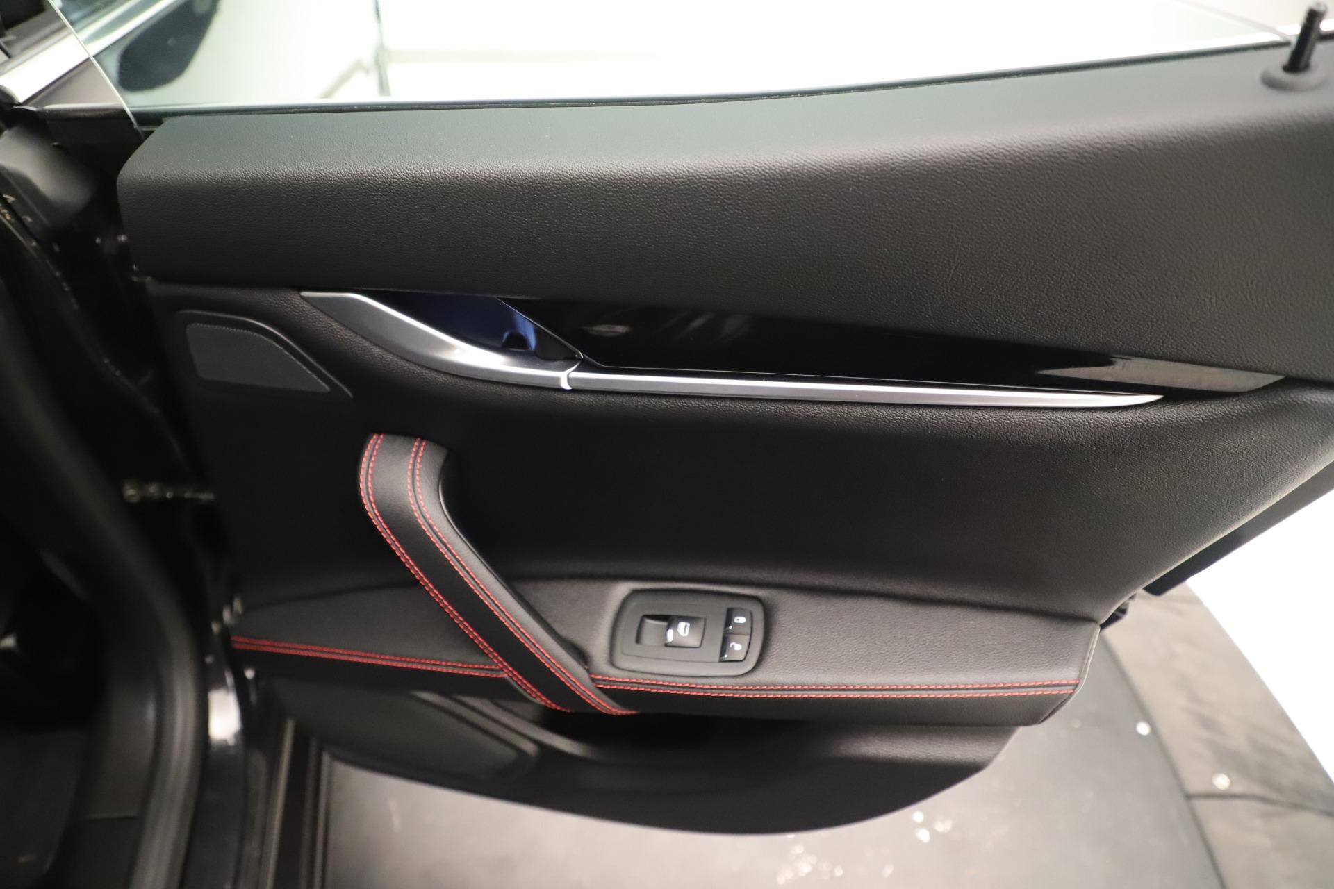 New 2019 Maserati Ghibli S Q4 GranSport For Sale In Greenwich, CT. Alfa Romeo of Greenwich, M2204 2640_p29