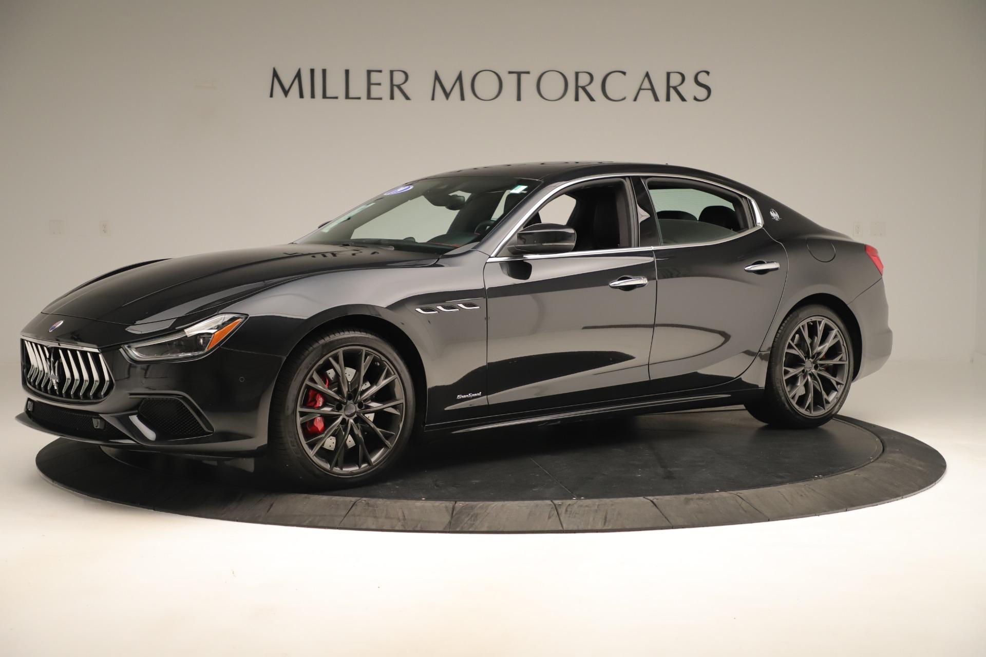New 2019 Maserati Ghibli S Q4 GranSport For Sale In Greenwich, CT. Alfa Romeo of Greenwich, M2204 2640_p2