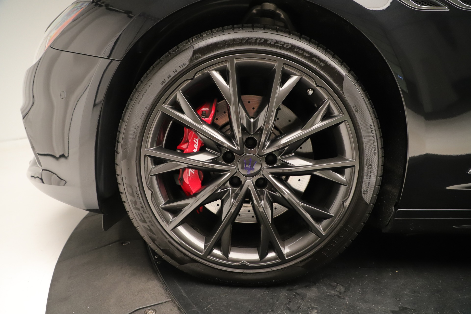 New 2019 Maserati Ghibli S Q4 GranSport For Sale In Greenwich, CT. Alfa Romeo of Greenwich, M2204 2640_p30