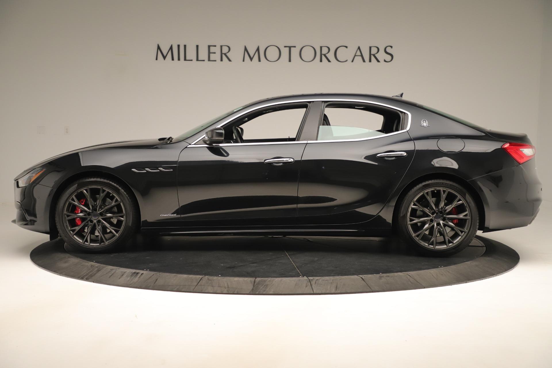 New 2019 Maserati Ghibli S Q4 GranSport For Sale In Greenwich, CT. Alfa Romeo of Greenwich, M2204 2640_p3