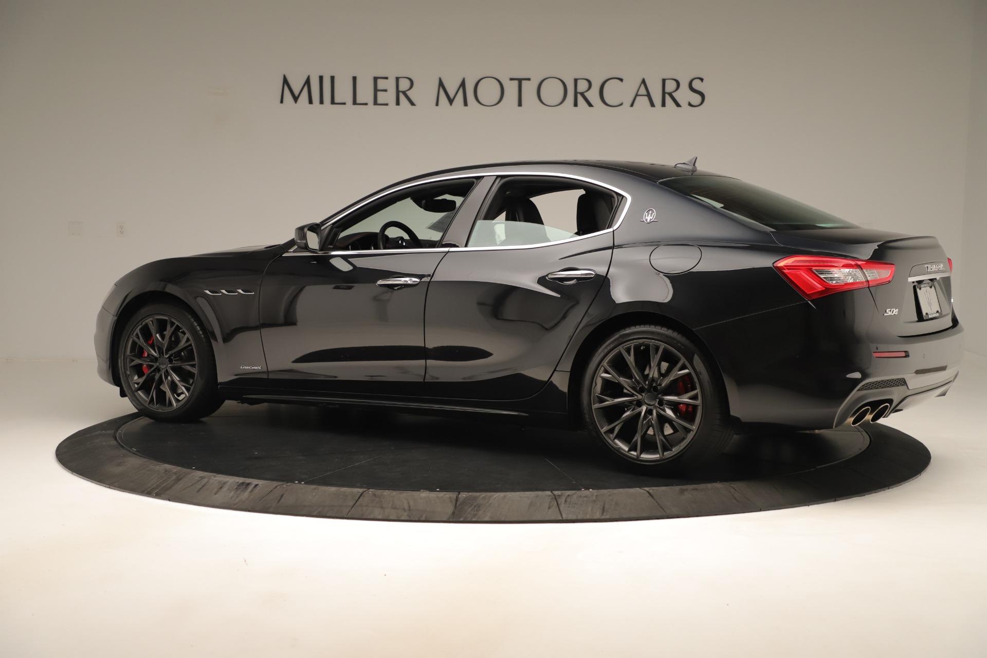 New 2019 Maserati Ghibli S Q4 GranSport For Sale In Greenwich, CT. Alfa Romeo of Greenwich, M2204 2640_p4