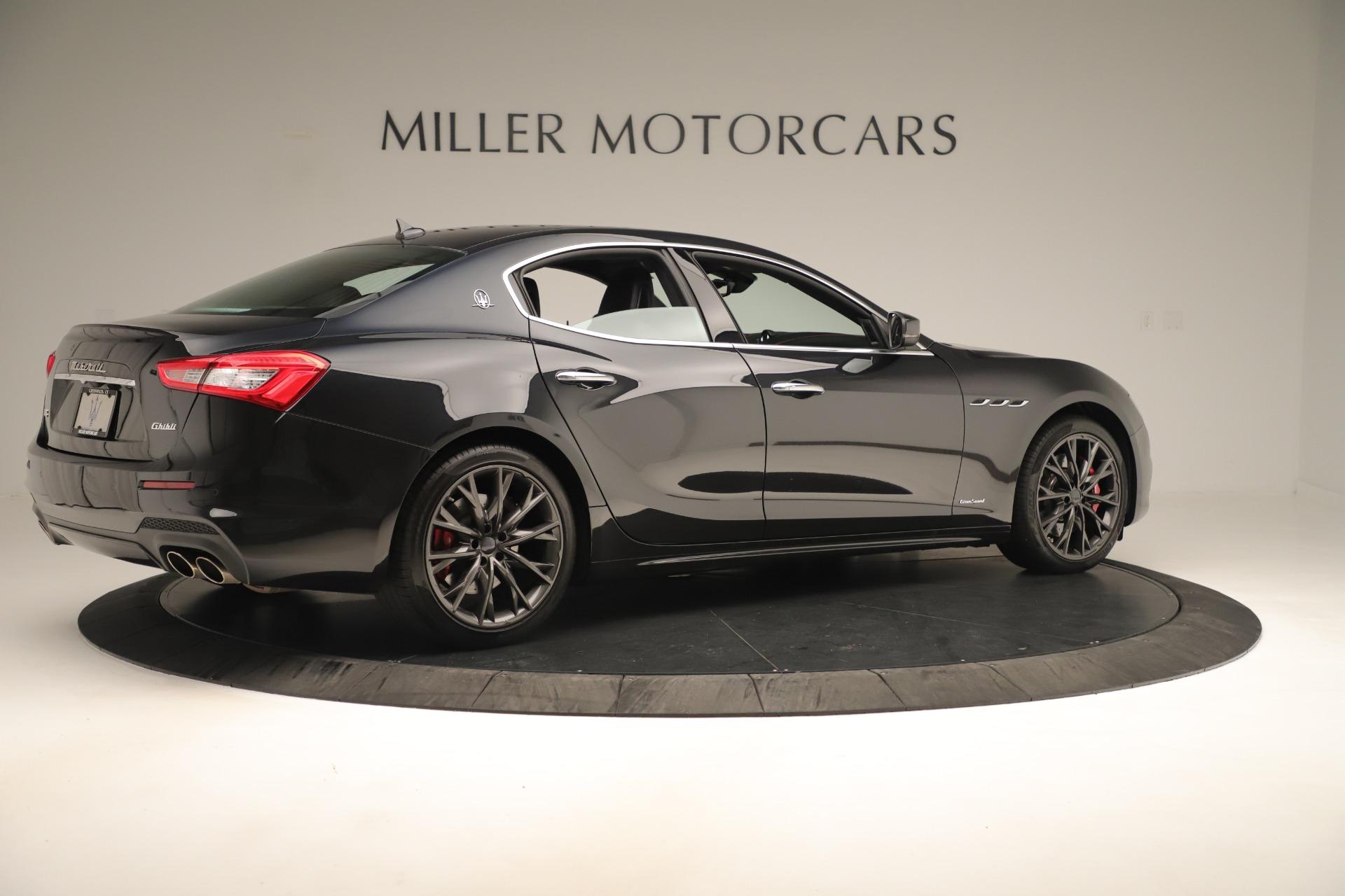 New 2019 Maserati Ghibli S Q4 GranSport For Sale In Greenwich, CT. Alfa Romeo of Greenwich, M2204 2640_p8