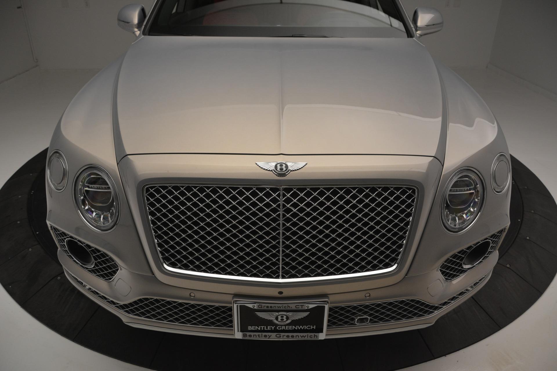Used 2017 Bentley Bentayga W12 For Sale In Greenwich, CT. Alfa Romeo of Greenwich, 7438 2641_p13