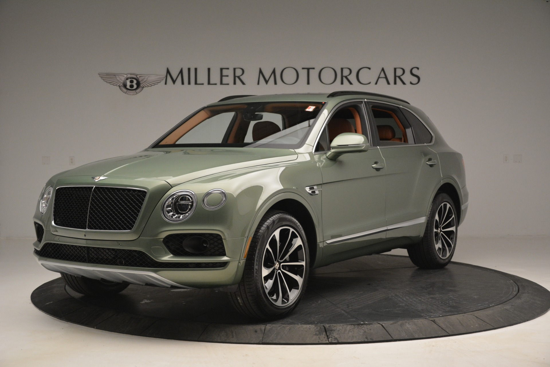 New 2019 Bentley Bentayga V8 For Sale In Greenwich, CT. Alfa Romeo of Greenwich, B1395 2644_p2